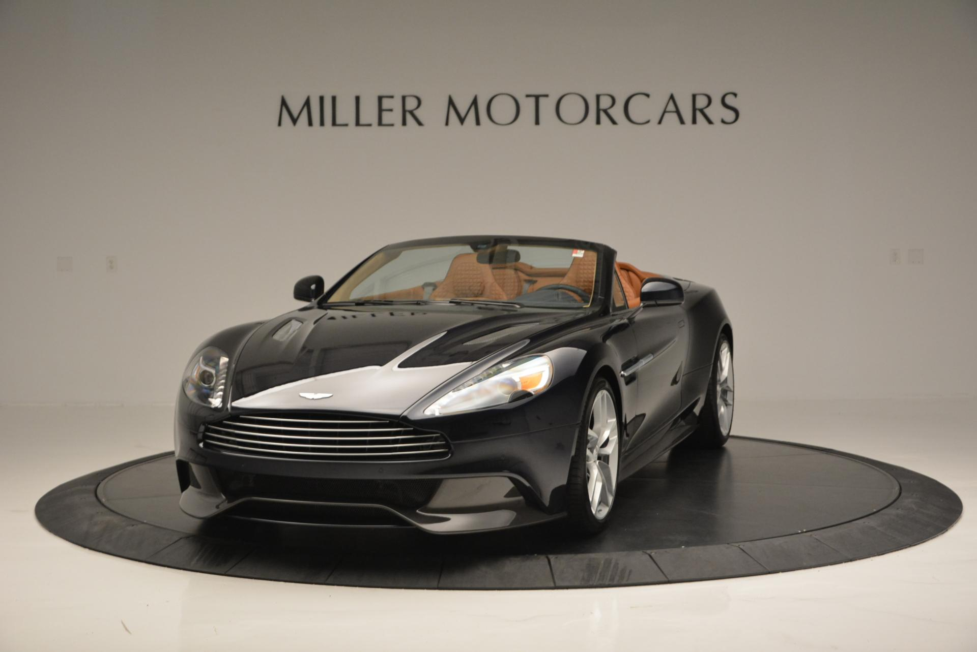 New 2016 Aston Martin Vanquish Volante For Sale In Westport, CT 86_main