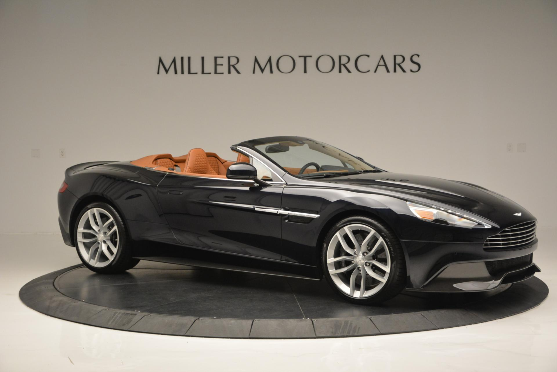 New 2016 Aston Martin Vanquish Volante For Sale In Westport, CT 86_p10