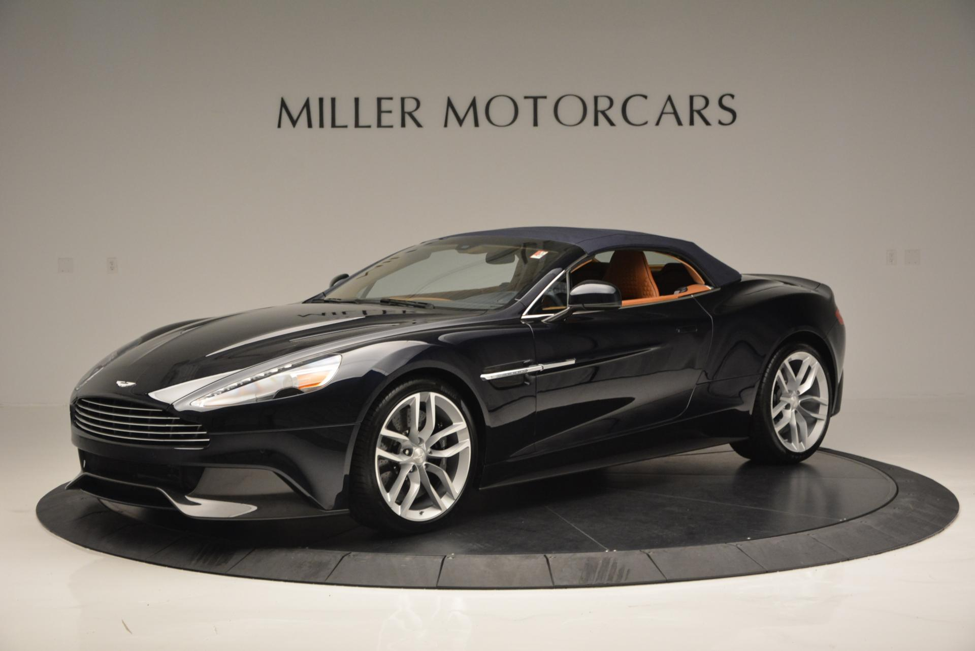 New 2016 Aston Martin Vanquish Volante For Sale In Westport, CT 86_p14