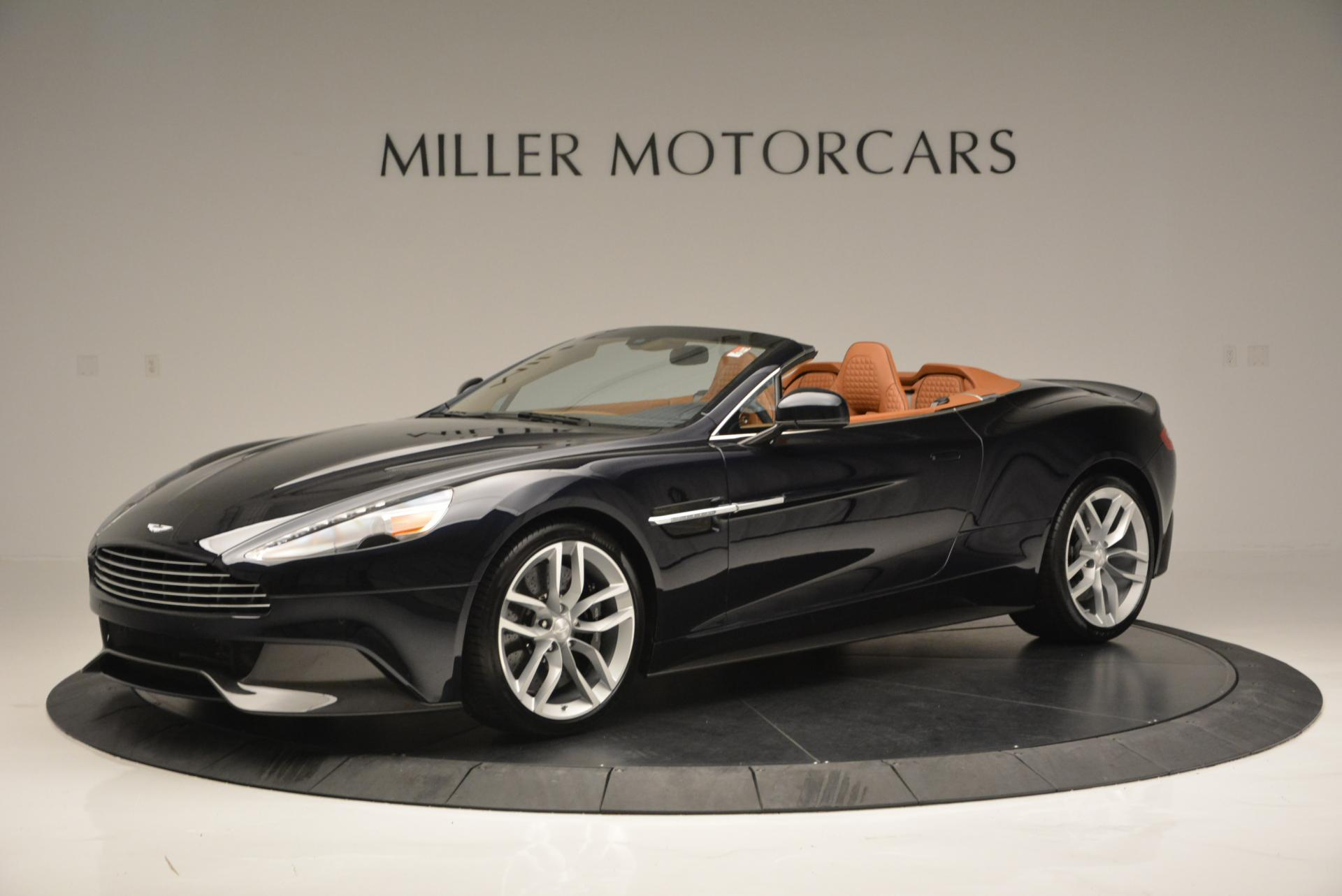 New 2016 Aston Martin Vanquish Volante For Sale In Westport, CT 86_p2