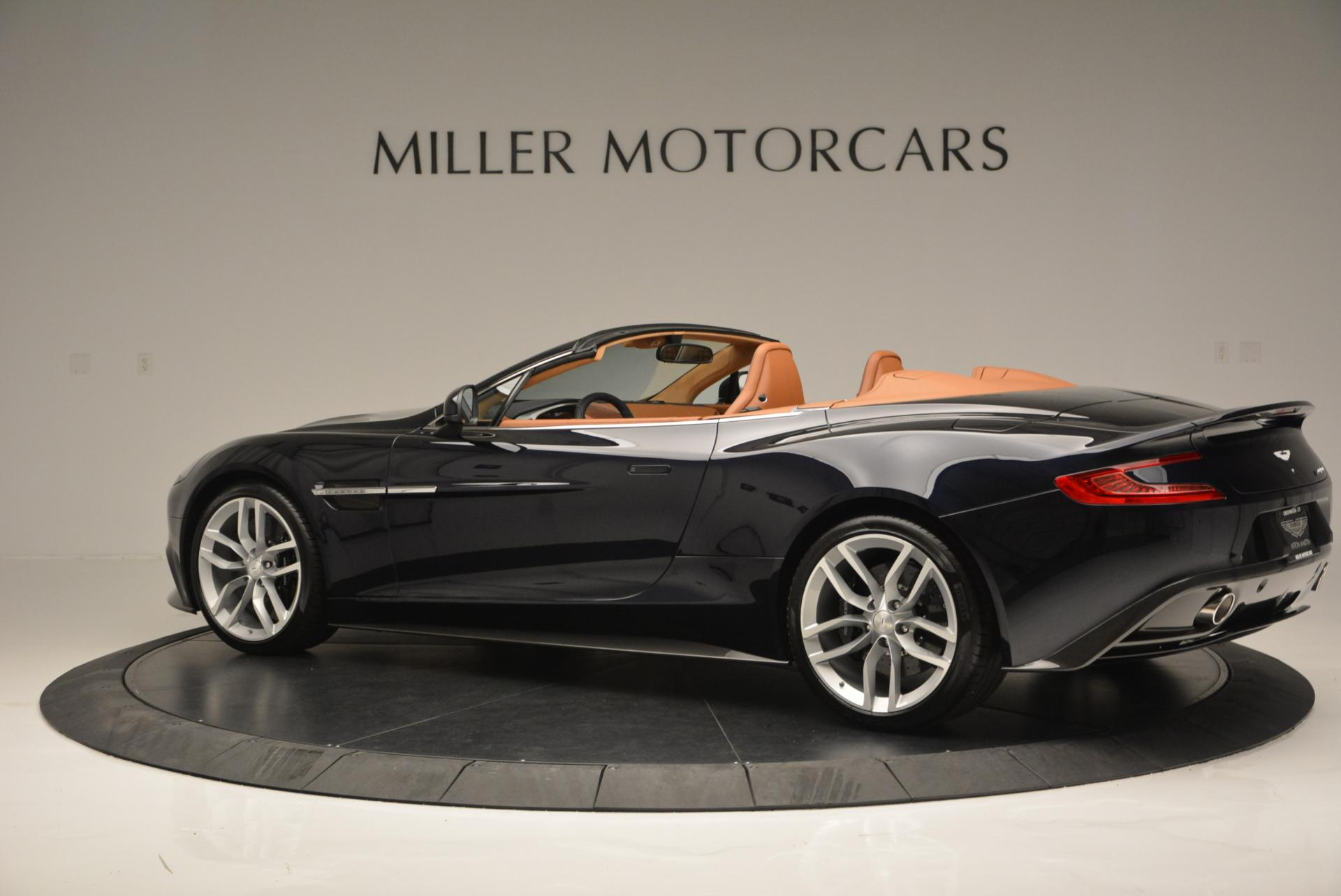 New 2016 Aston Martin Vanquish Volante For Sale In Westport, CT 86_p4