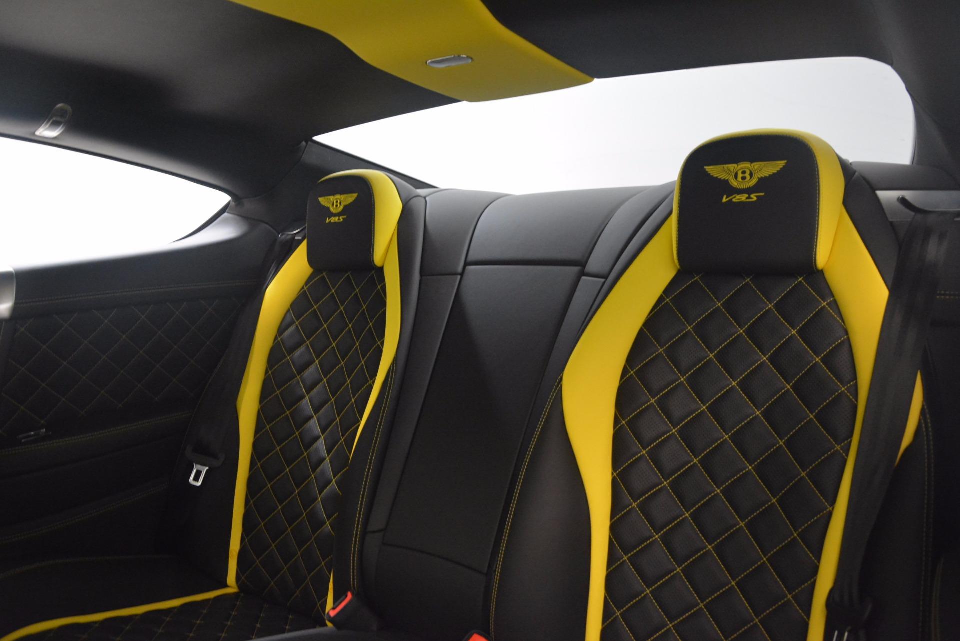 New 2017 Bentley Continental GT V8 S For Sale In Westport, CT 860_p23