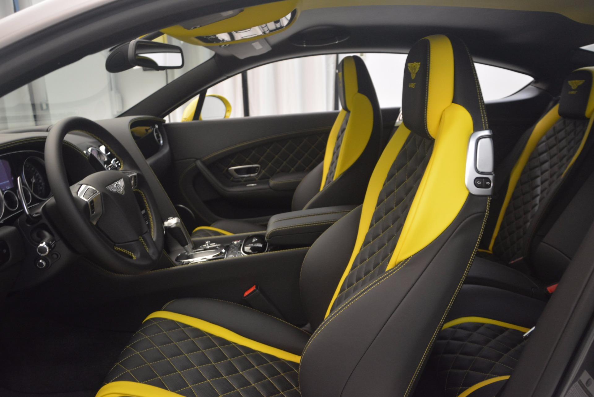 New 2017 Bentley Continental GT V8 S For Sale In Westport, CT 860_p25