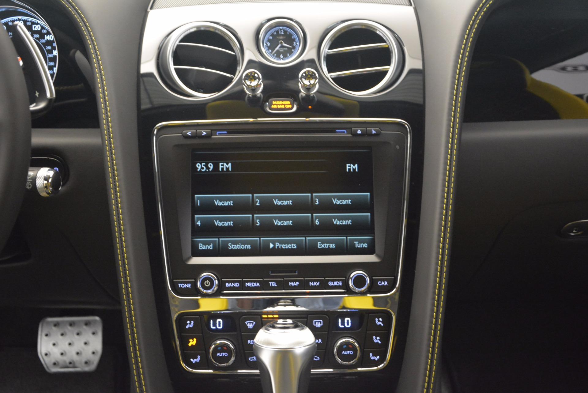 New 2017 Bentley Continental GT V8 S For Sale In Westport, CT 860_p28
