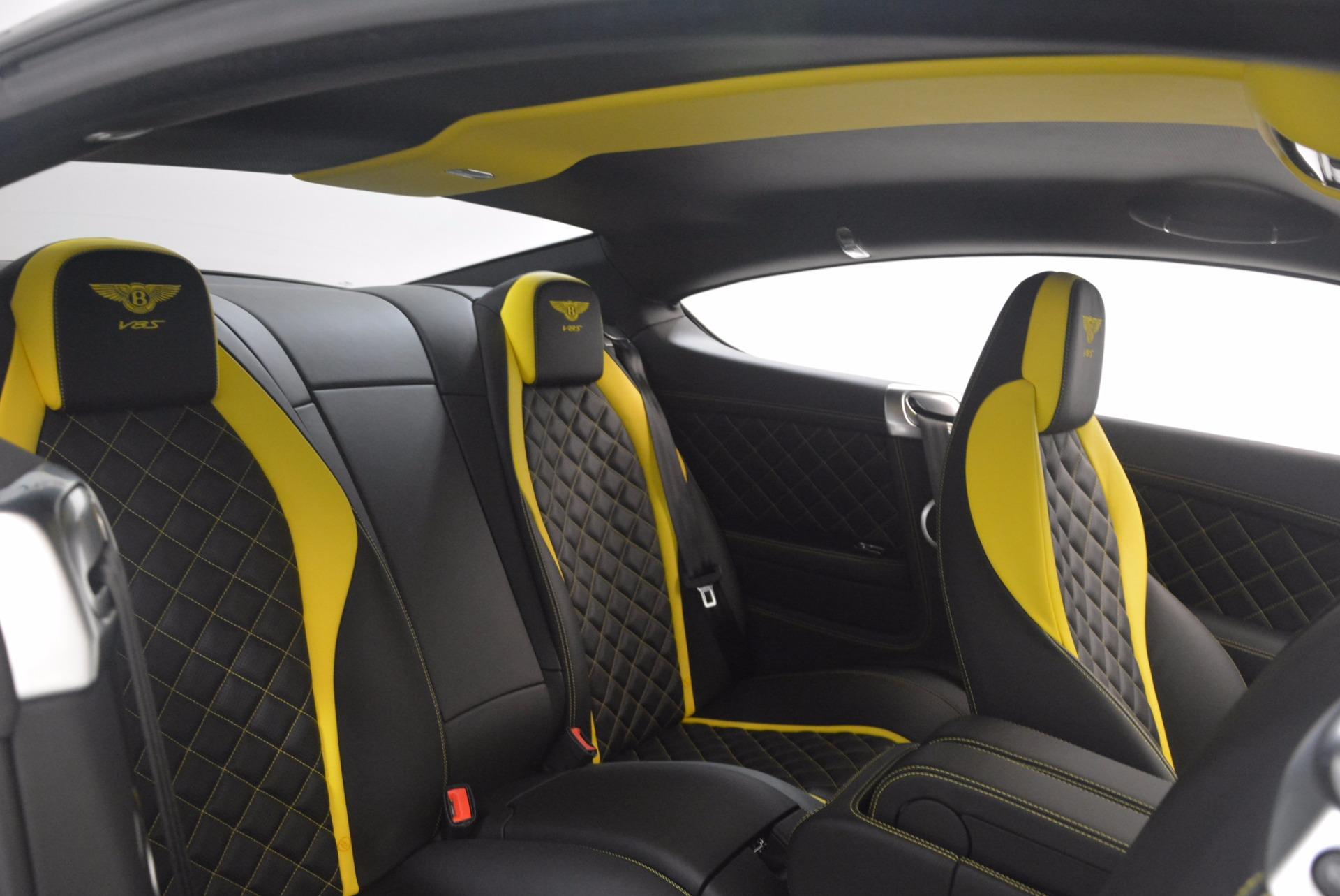 New 2017 Bentley Continental GT V8 S For Sale In Westport, CT 860_p33