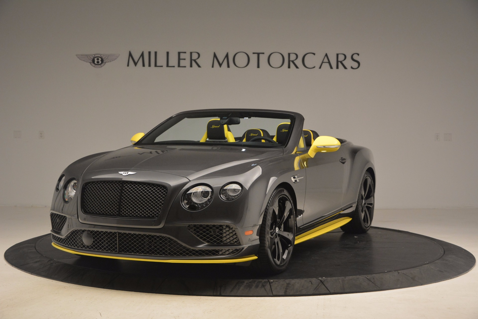 New 2017 Bentley Continental GT Speed Black Edition For Sale In Westport, CT 862_main