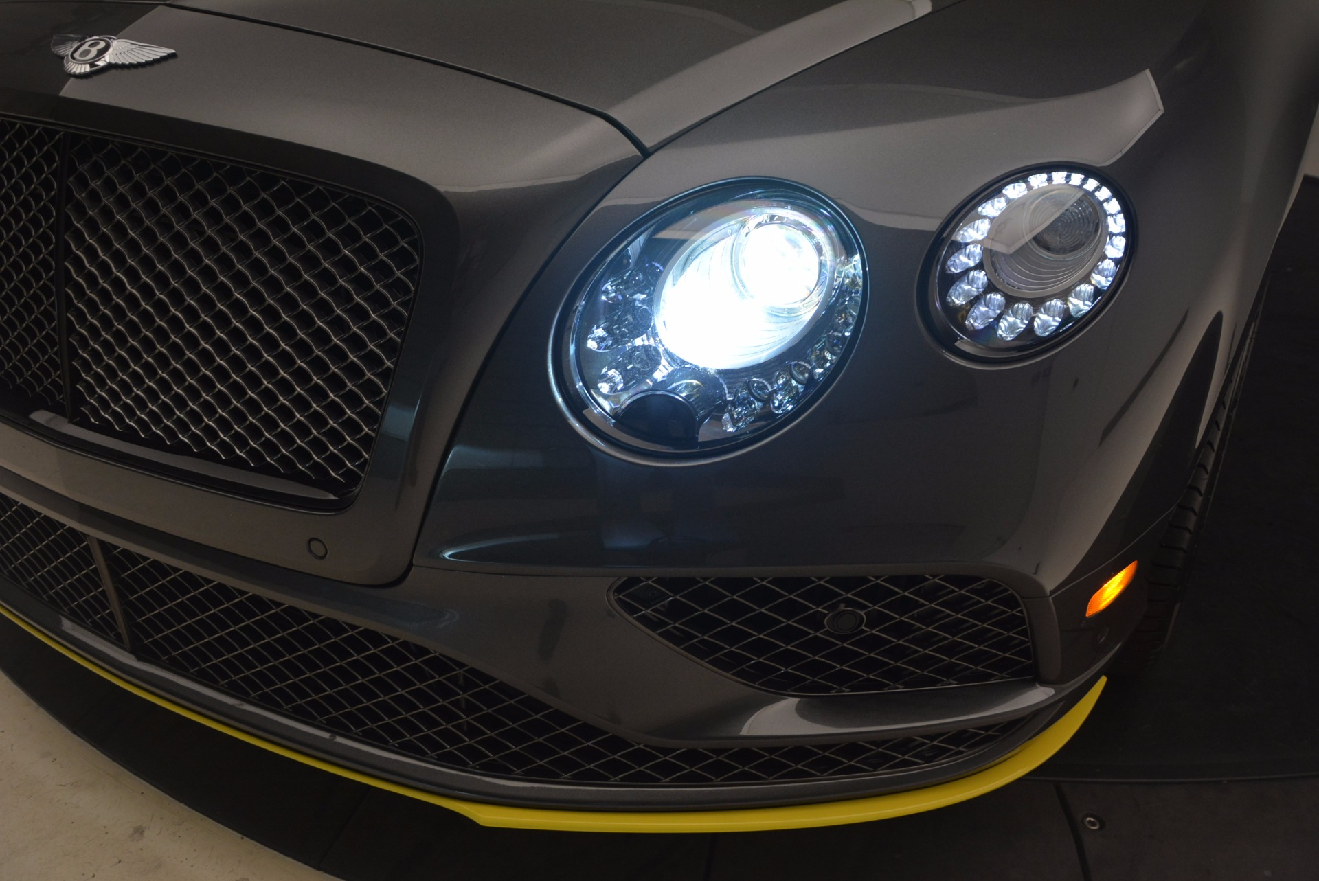 New 2017 Bentley Continental GT Speed Black Edition For Sale In Westport, CT 862_p21