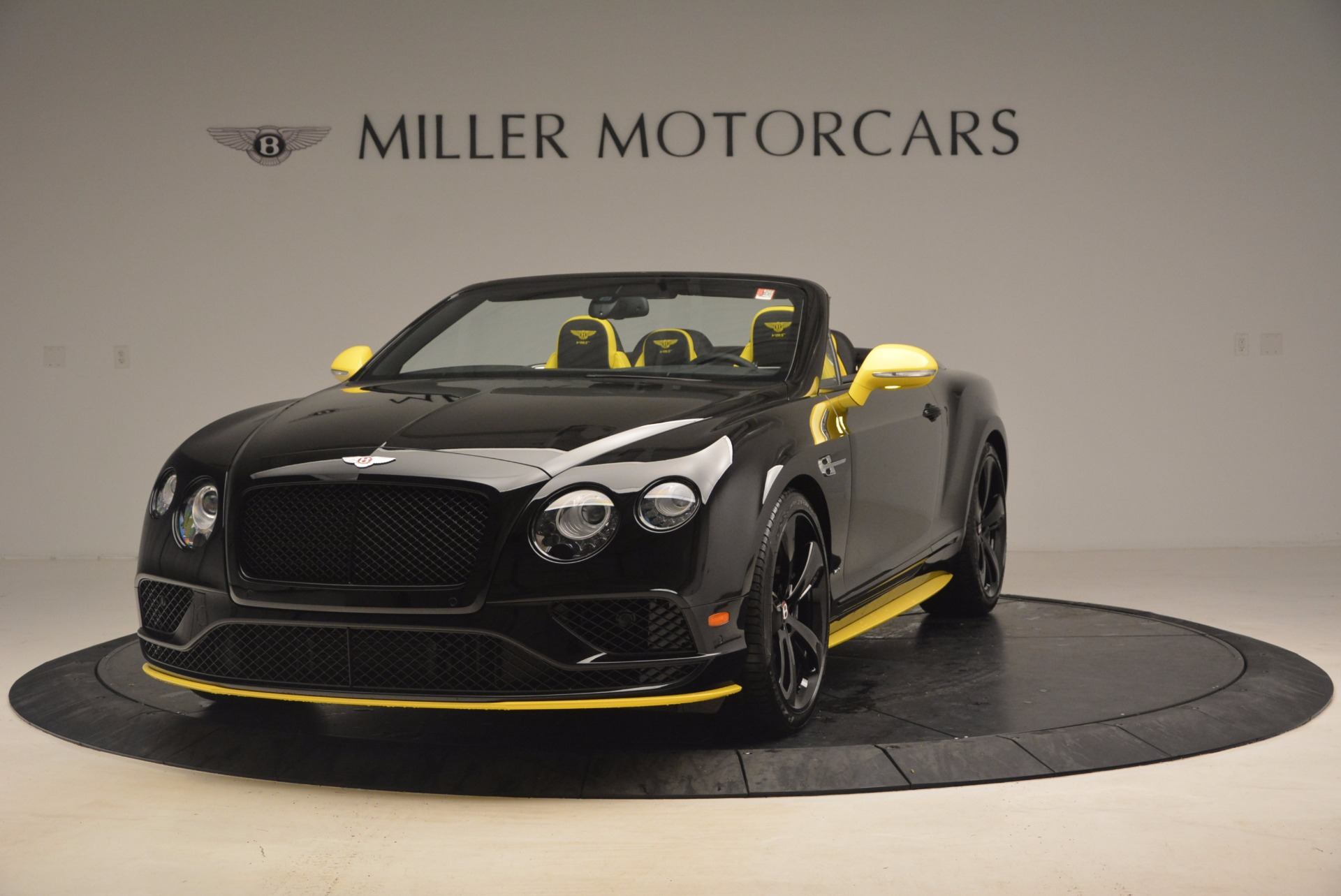 New 2017 Bentley Continental GT V8 S Black Edition For Sale In Westport, CT 864_main