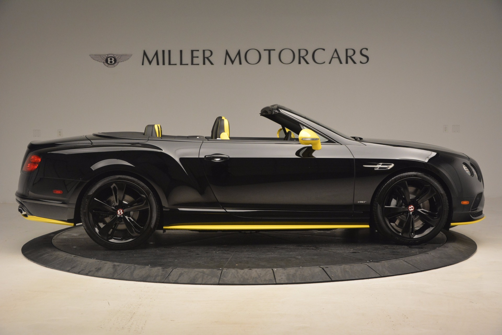 New 2017 Bentley Continental GT V8 S Black Edition For Sale In Westport, CT 864_p10