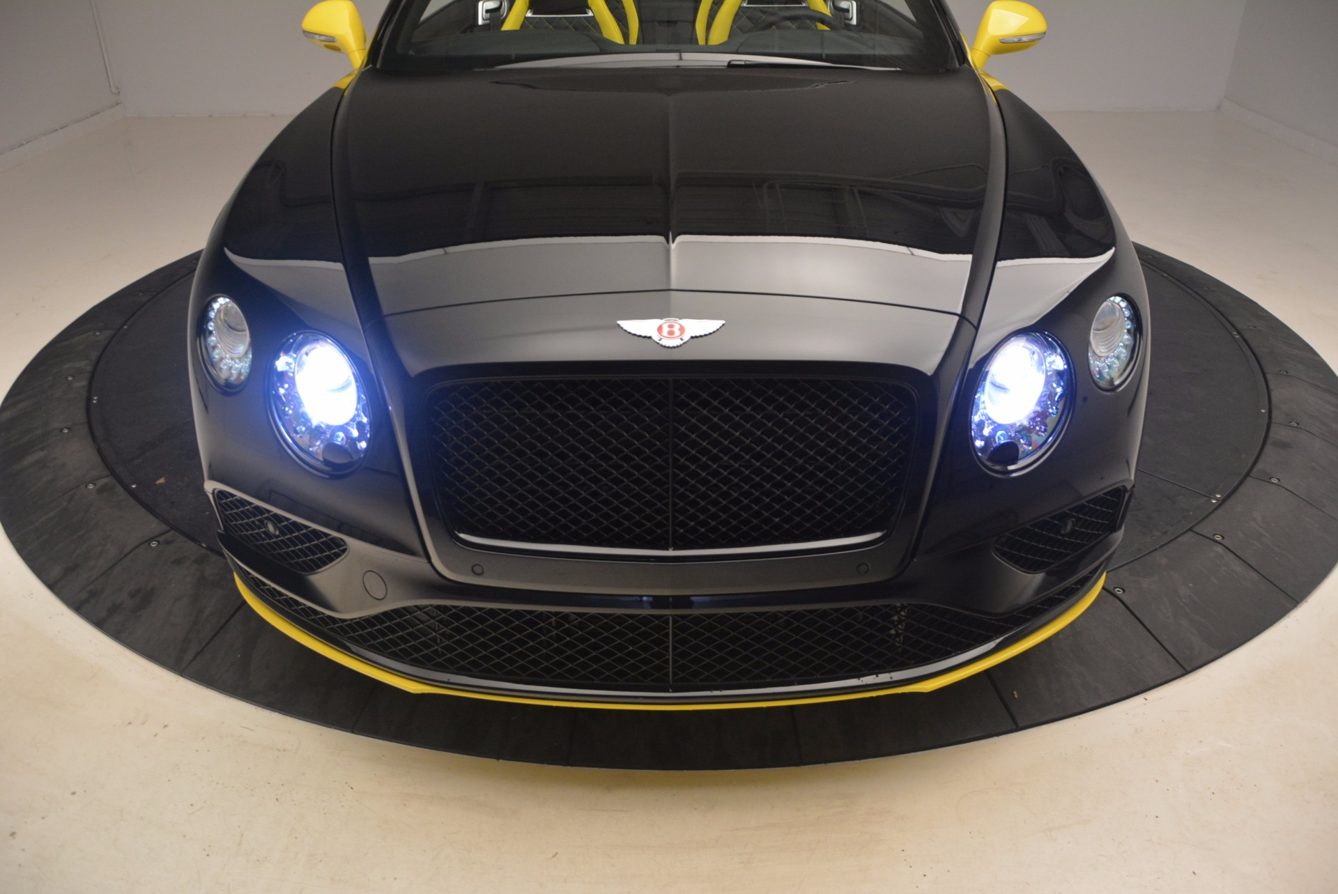 New 2017 Bentley Continental GT V8 S Black Edition For Sale In Westport, CT 864_p21