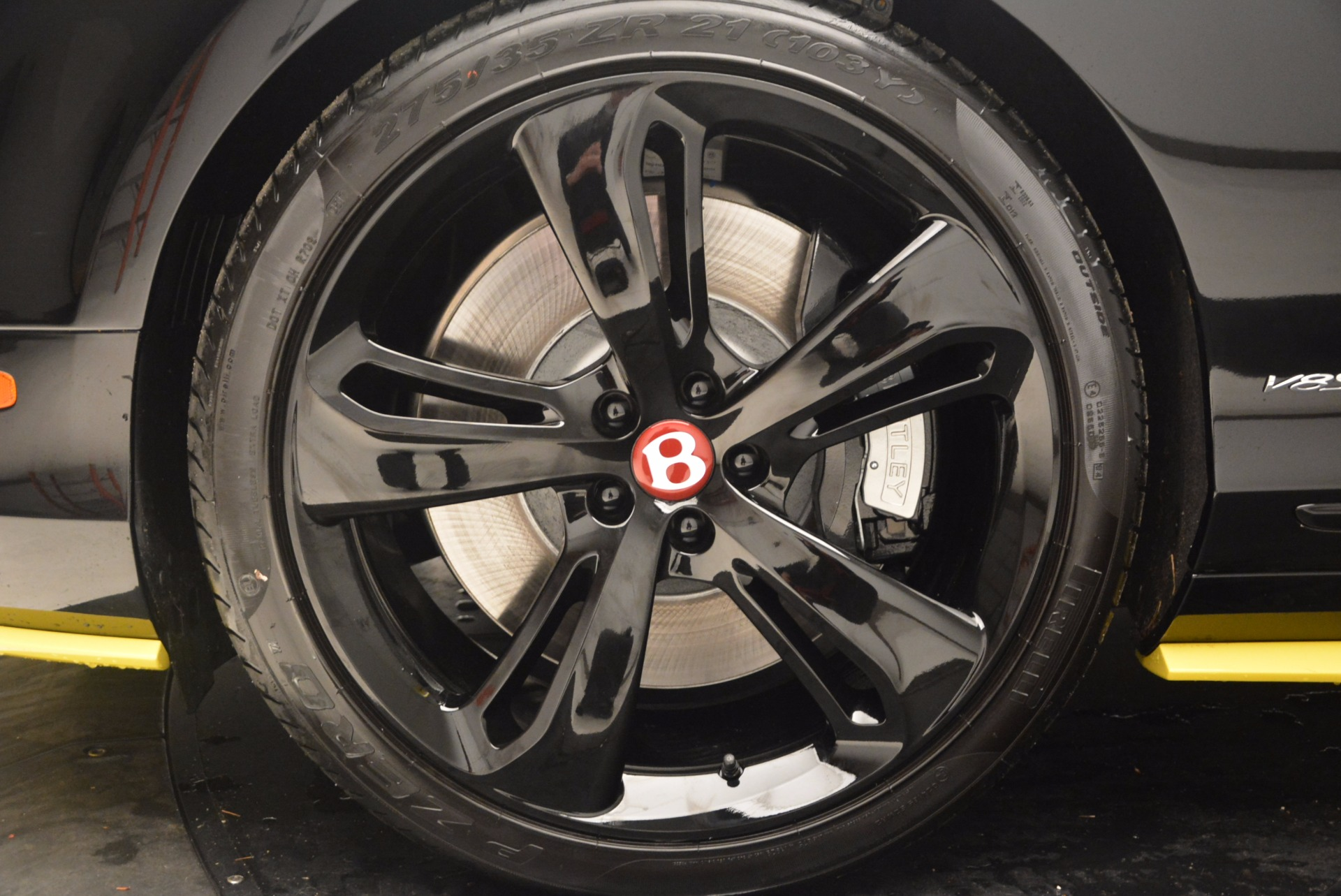 New 2017 Bentley Continental GT V8 S Black Edition For Sale In Westport, CT 864_p23