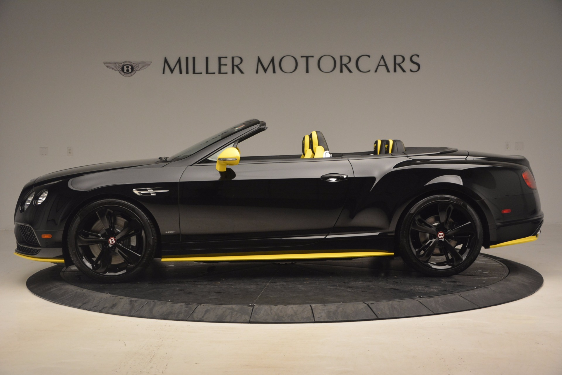 New 2017 Bentley Continental GT V8 S Black Edition For Sale In Westport, CT 864_p3