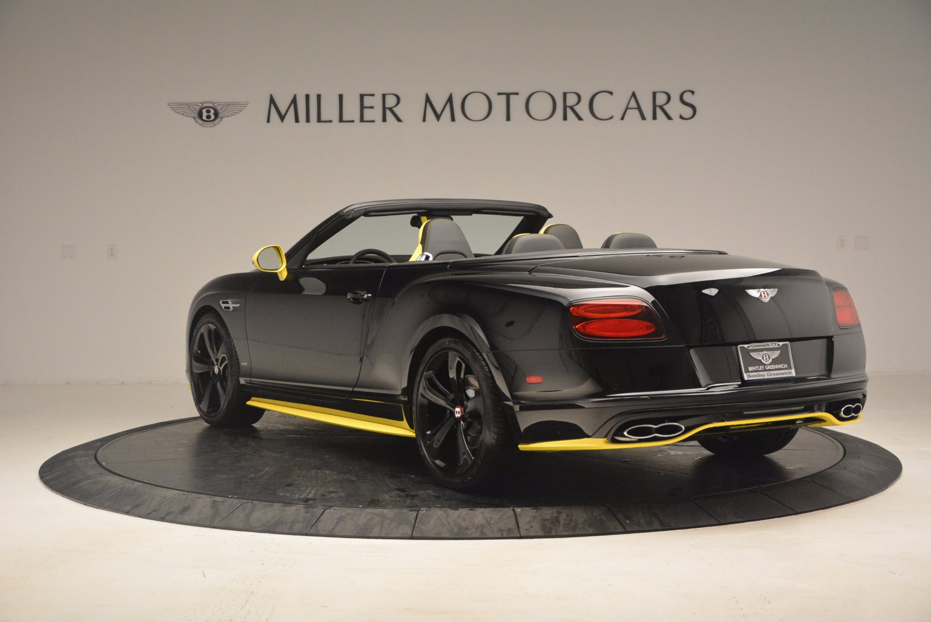 New 2017 Bentley Continental GT V8 S Black Edition For Sale In Westport, CT 864_p5