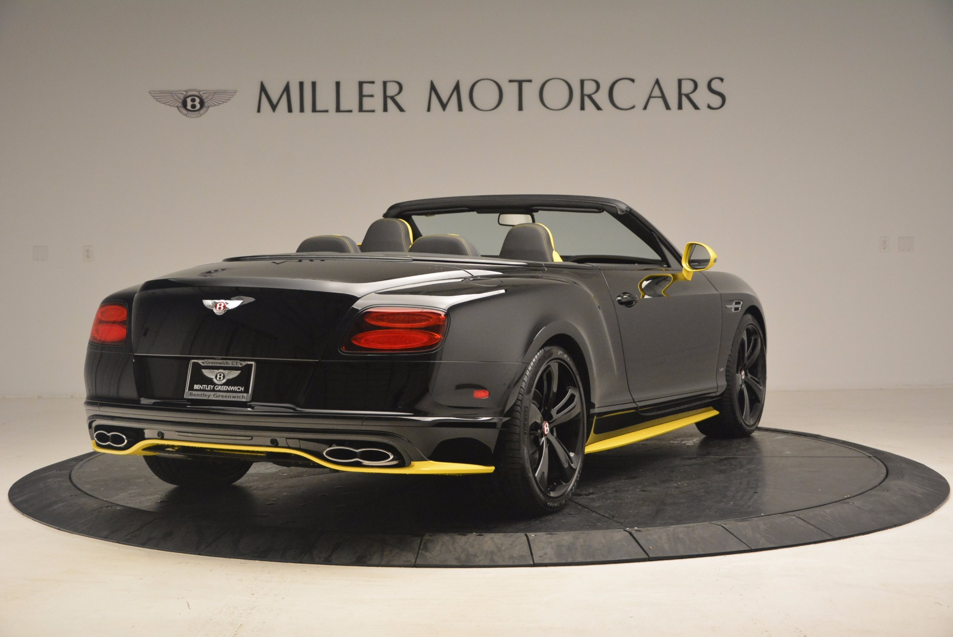 New 2017 Bentley Continental GT V8 S Black Edition For Sale In Westport, CT 864_p7