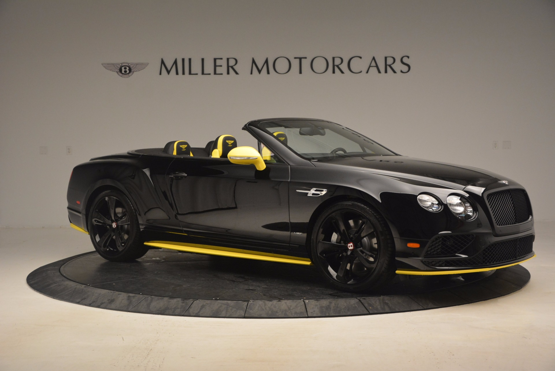 New 2017 Bentley Continental GT V8 S Black Edition For Sale In Westport, CT 864_p9