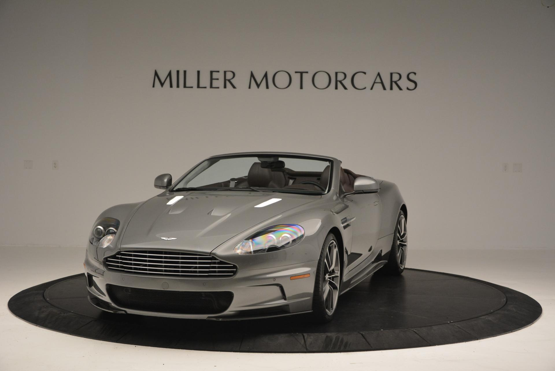 Used 2010 Aston Martin DBS Volante For Sale In Westport, CT 87_main