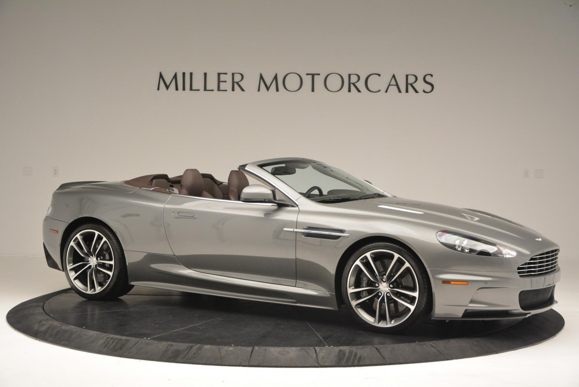 Used 2010 Aston Martin DBS Volante For Sale In Westport, CT 87_p10