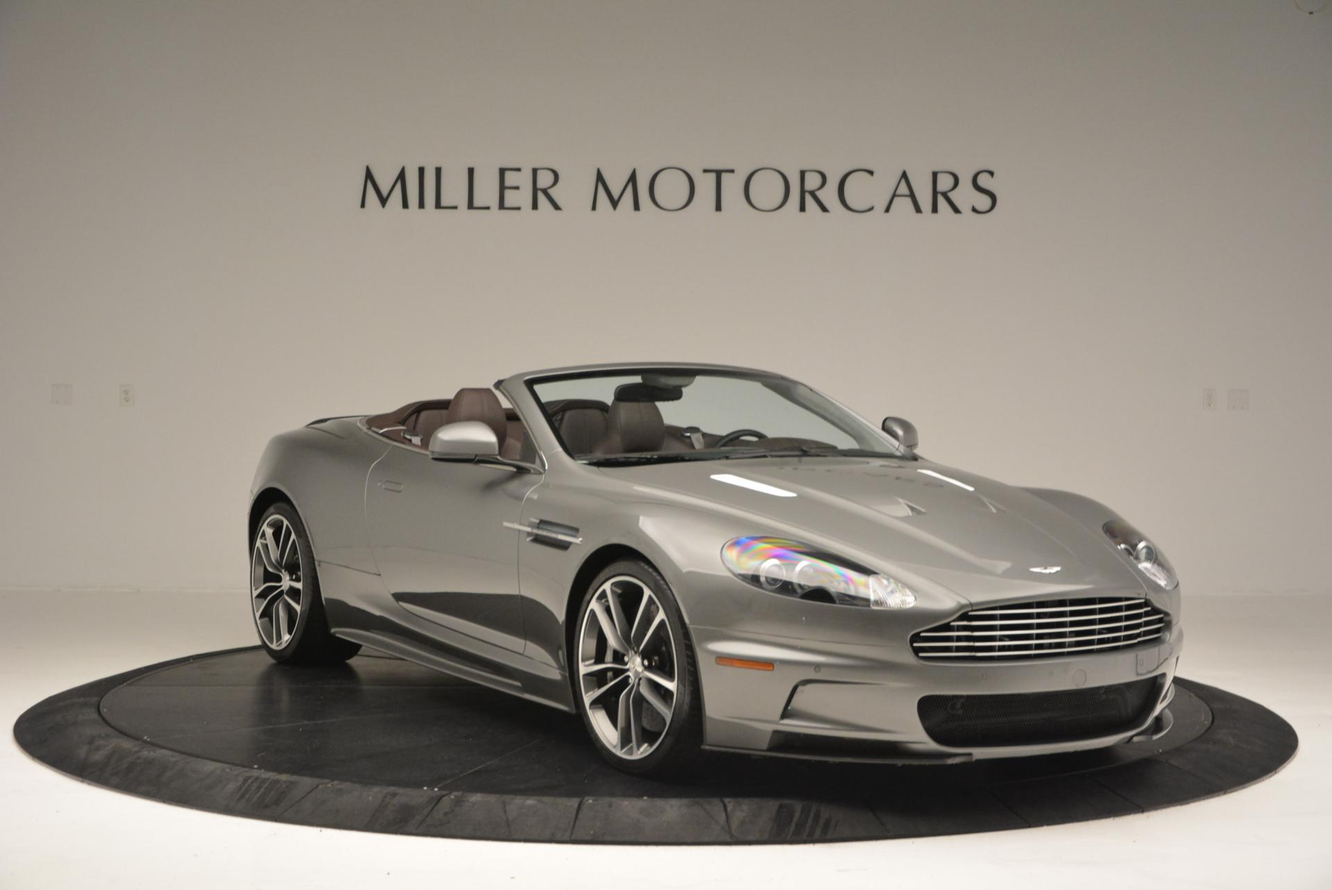 Used 2010 Aston Martin DBS Volante For Sale In Westport, CT 87_p11