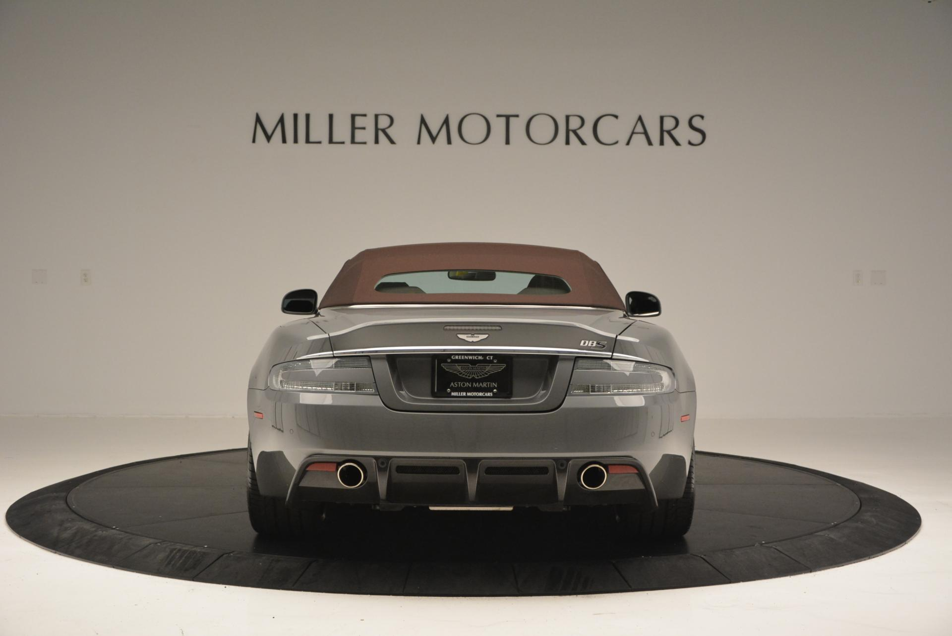 Used 2010 Aston Martin DBS Volante For Sale In Westport, CT 87_p18