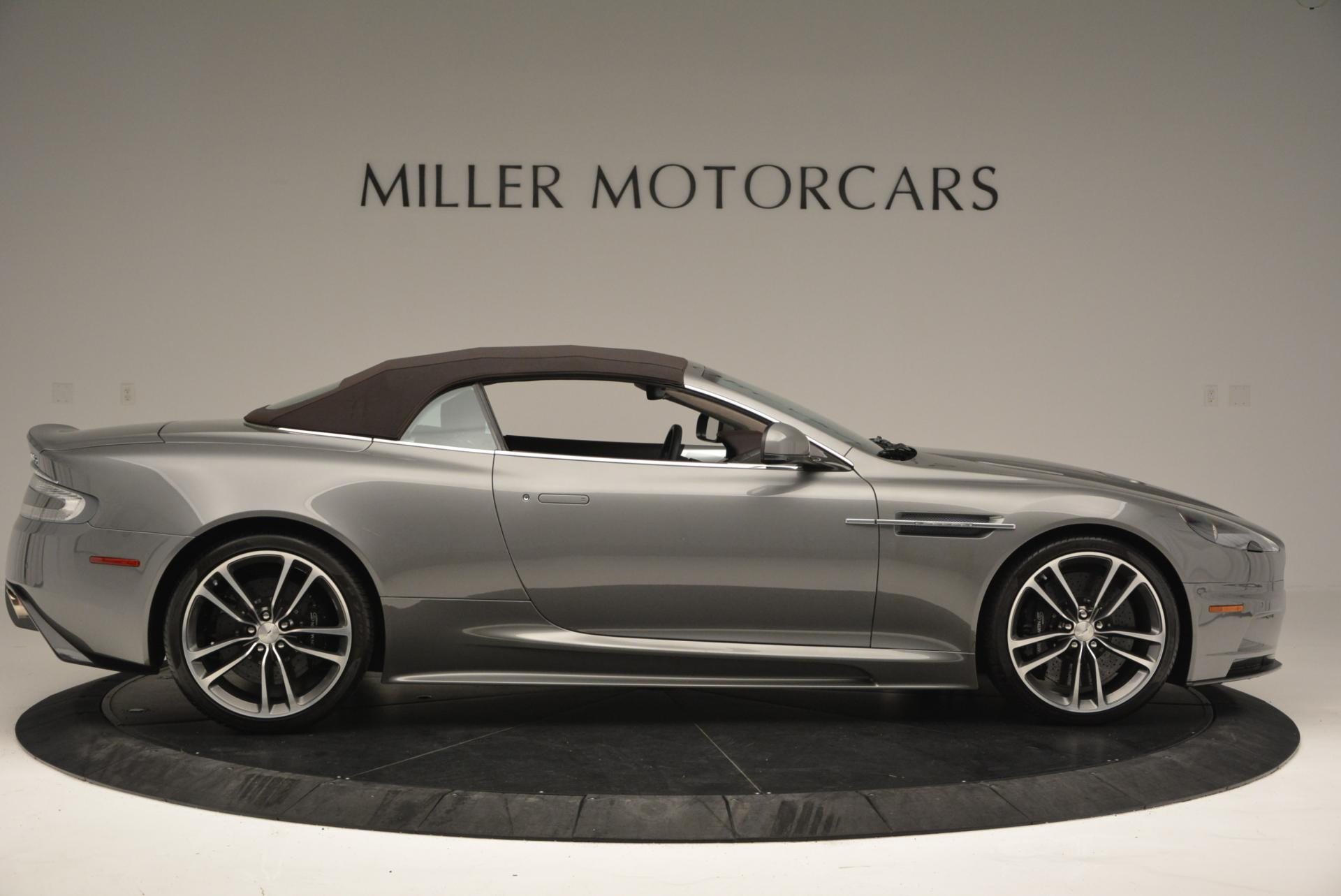 Used 2010 Aston Martin DBS Volante For Sale In Westport, CT 87_p21