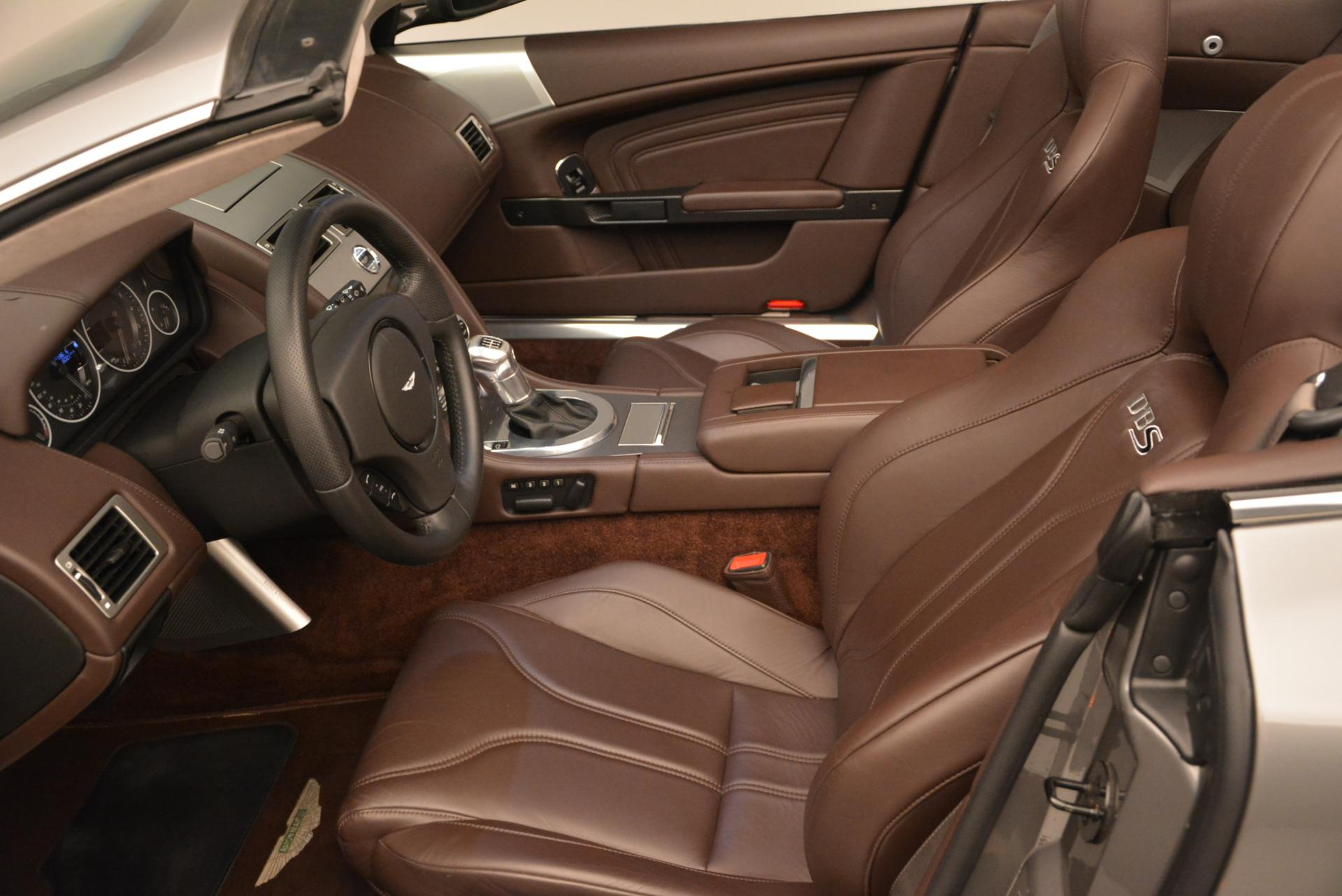 Used 2010 Aston Martin DBS Volante For Sale In Westport, CT 87_p26