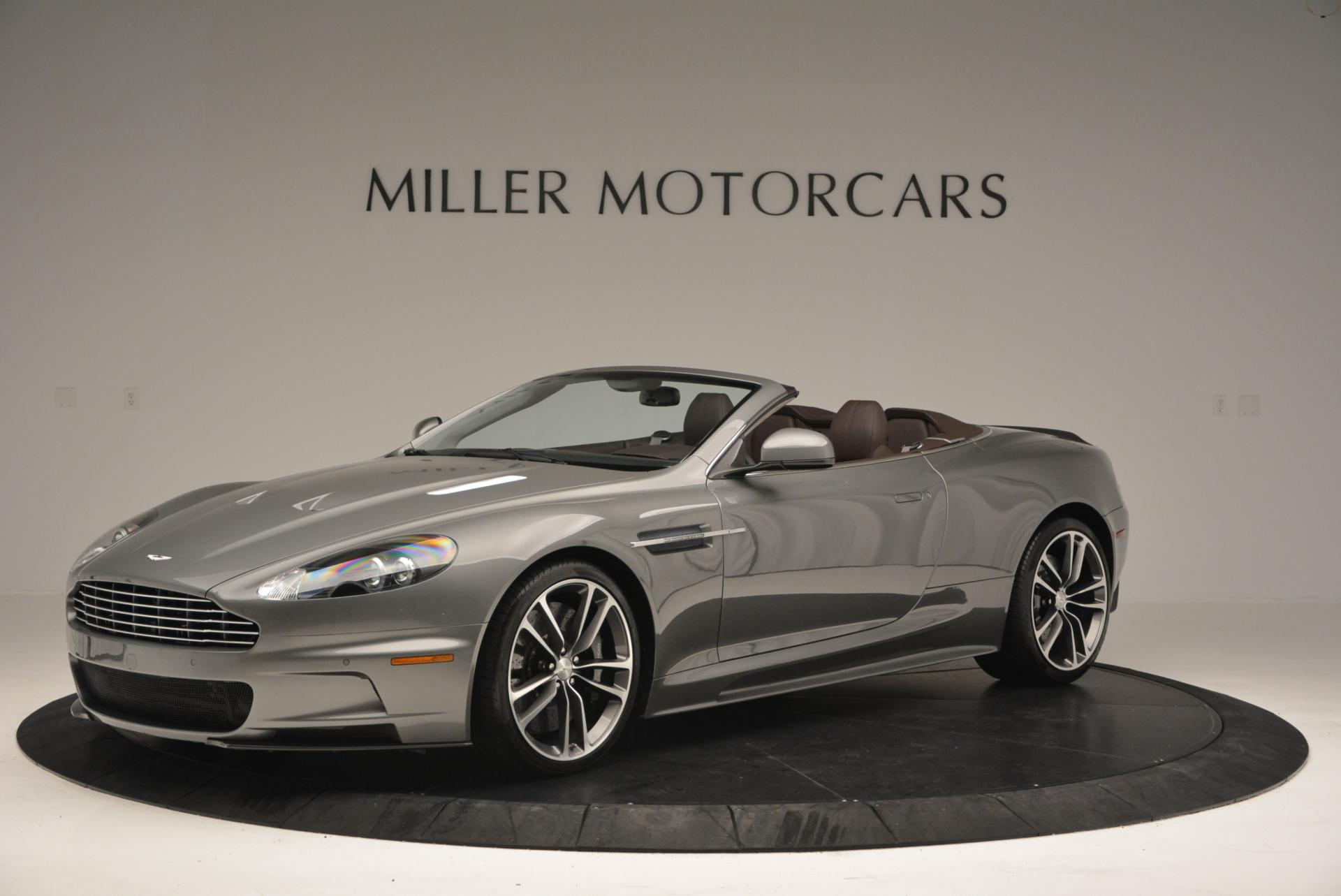 Used 2010 Aston Martin DBS Volante For Sale In Westport, CT 87_p2