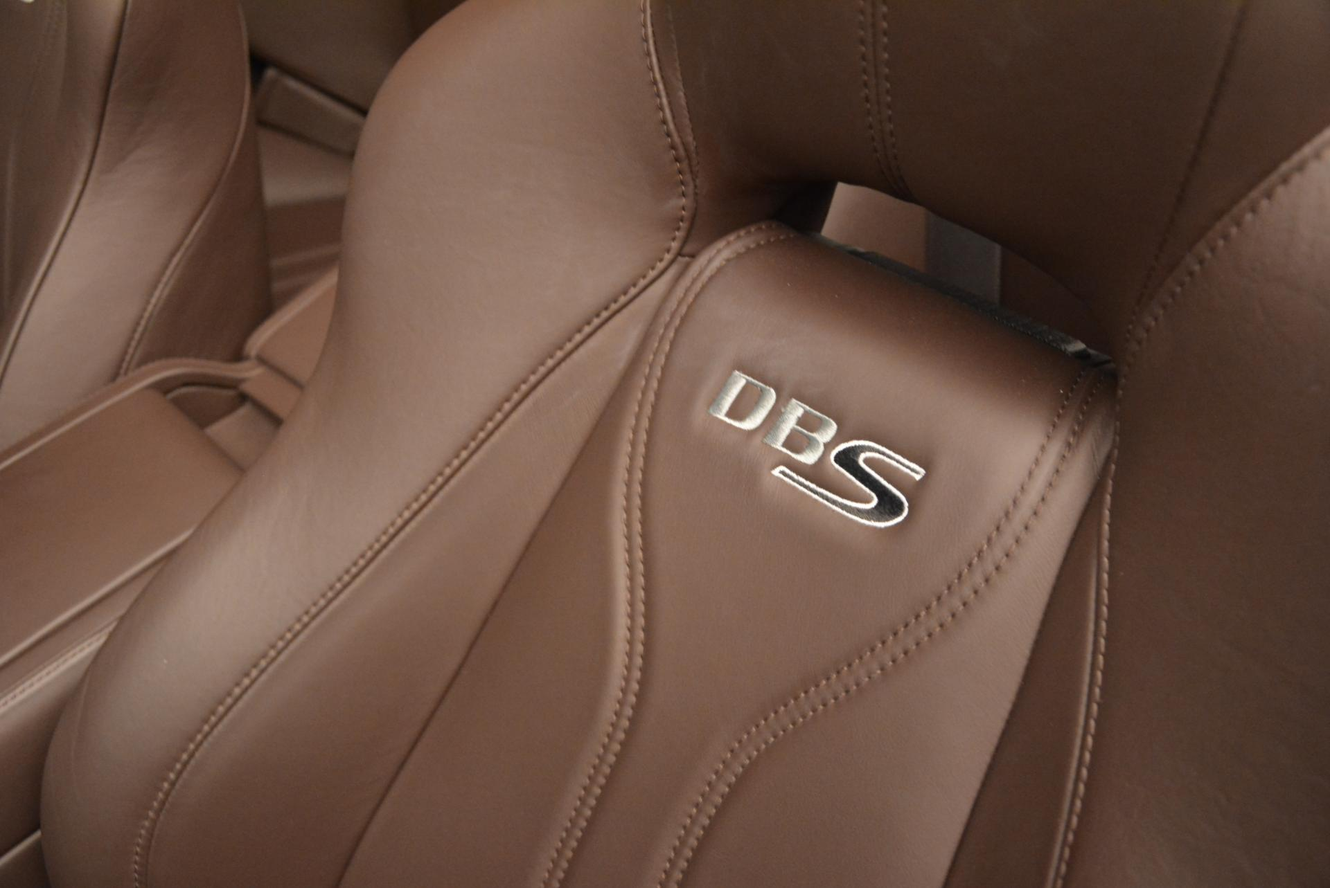 Used 2010 Aston Martin DBS Volante For Sale In Westport, CT 87_p30