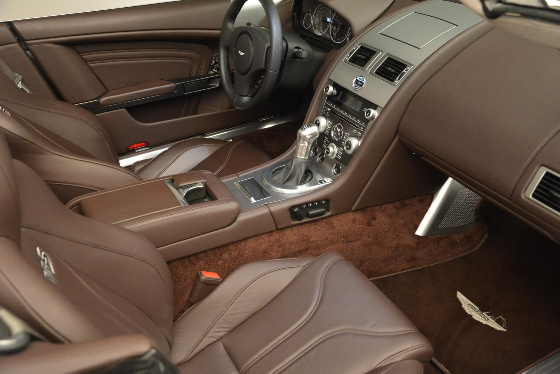Used 2010 Aston Martin DBS Volante For Sale In Westport, CT 87_p35
