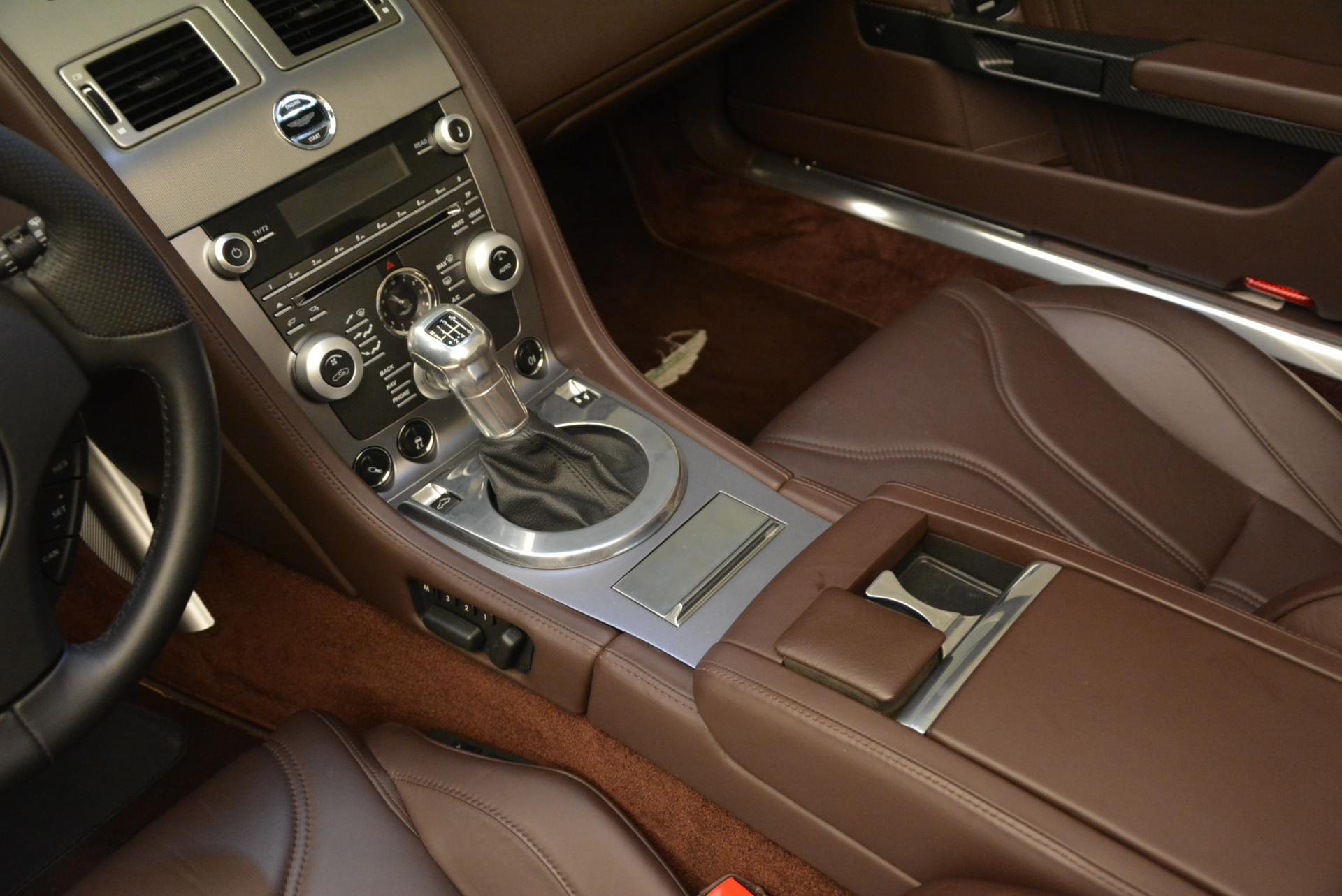 Used 2010 Aston Martin DBS Volante For Sale In Westport, CT 87_p37