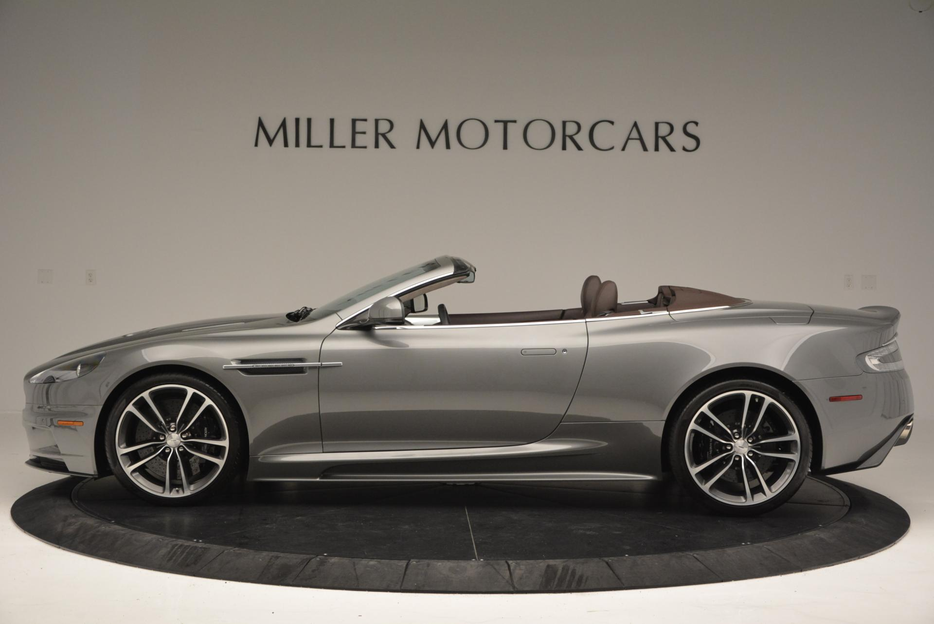 Used 2010 Aston Martin DBS Volante For Sale In Westport, CT 87_p3