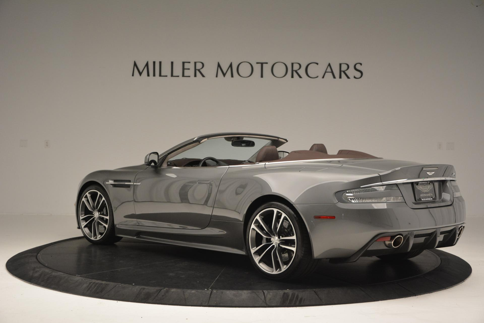 Used 2010 Aston Martin DBS Volante For Sale In Westport, CT 87_p4