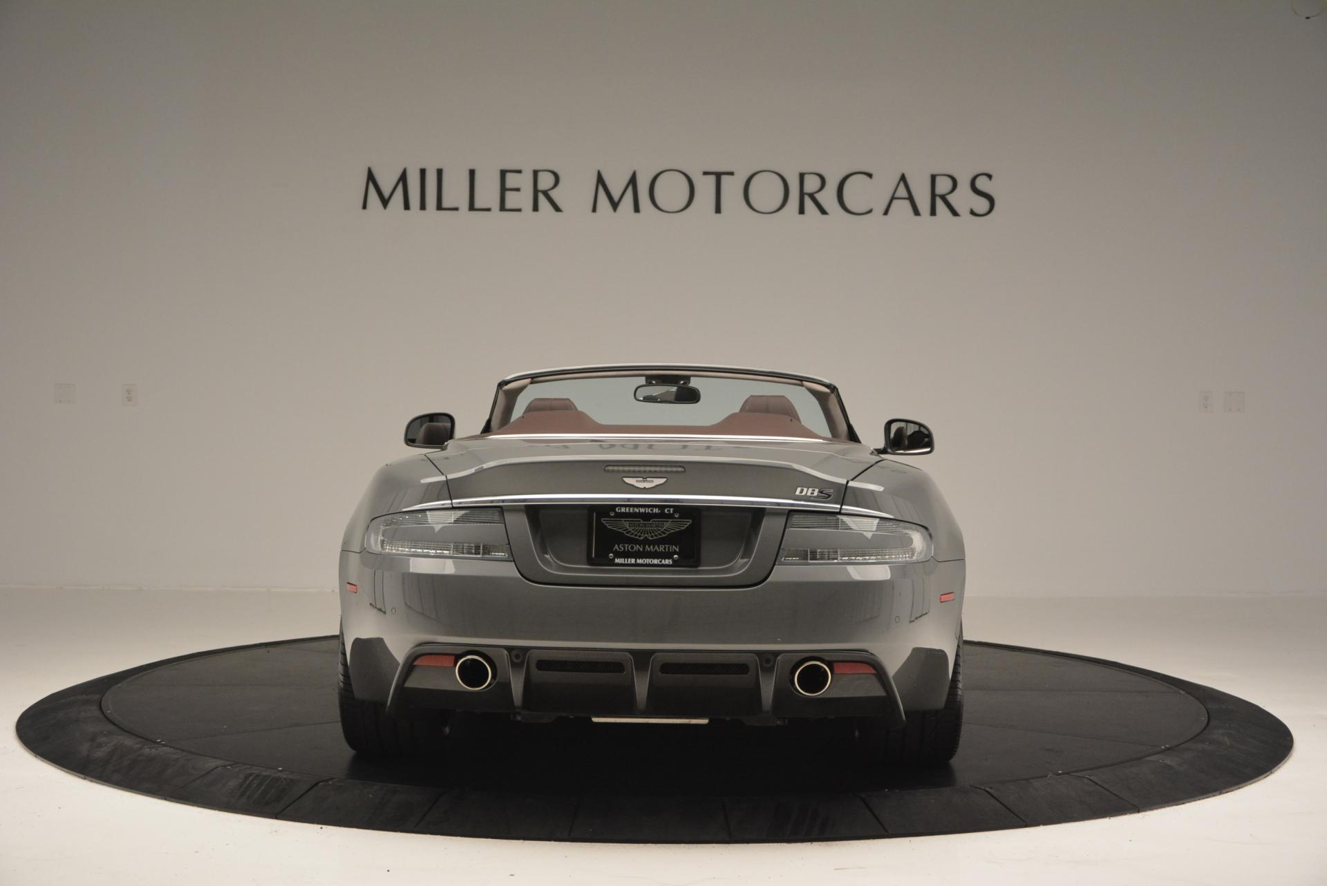 Used 2010 Aston Martin DBS Volante For Sale In Westport, CT 87_p6