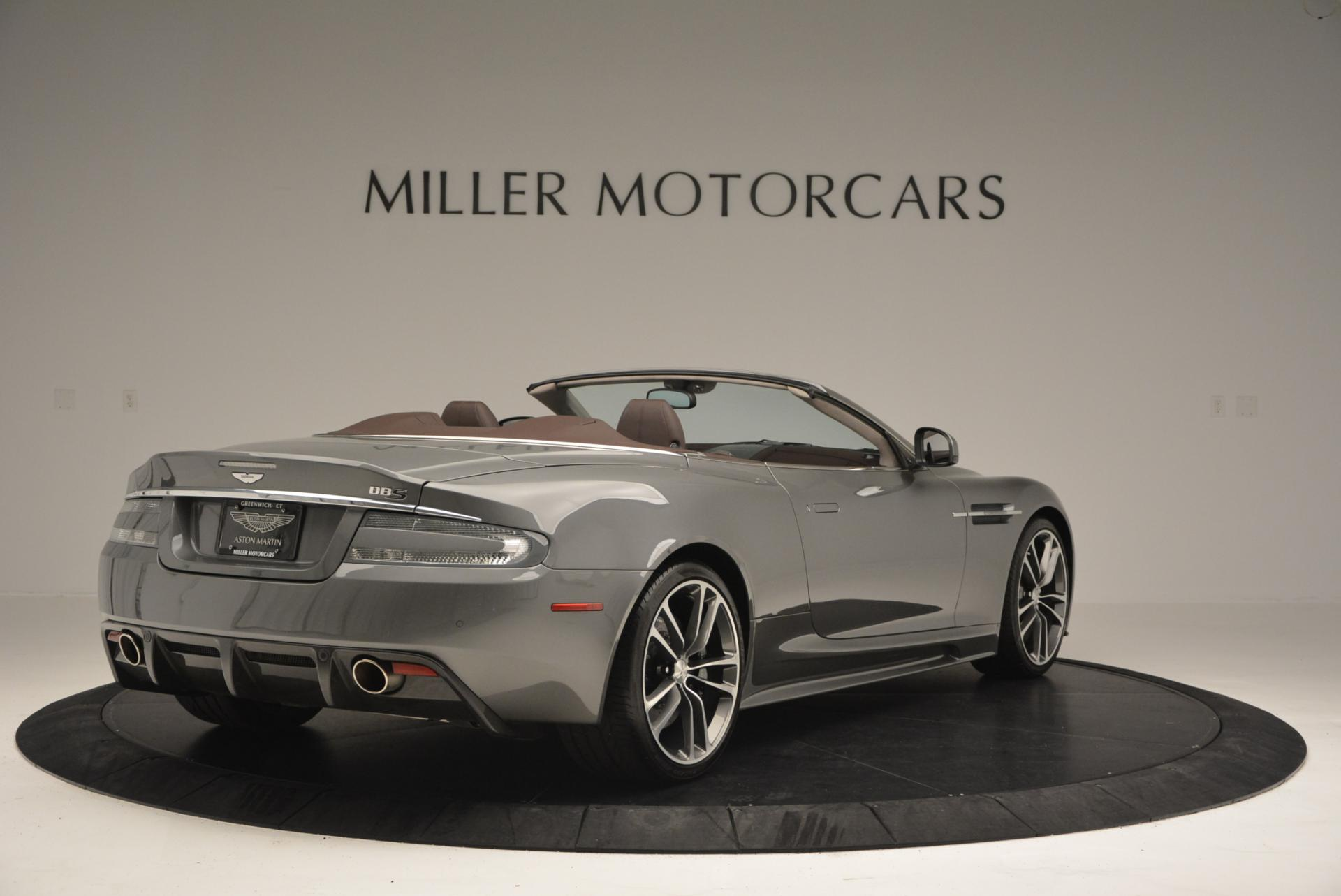 Used 2010 Aston Martin DBS Volante For Sale In Westport, CT 87_p7