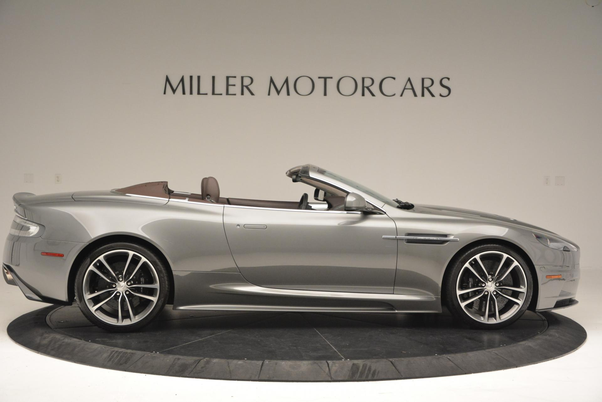 Used 2010 Aston Martin DBS Volante For Sale In Westport, CT 87_p9