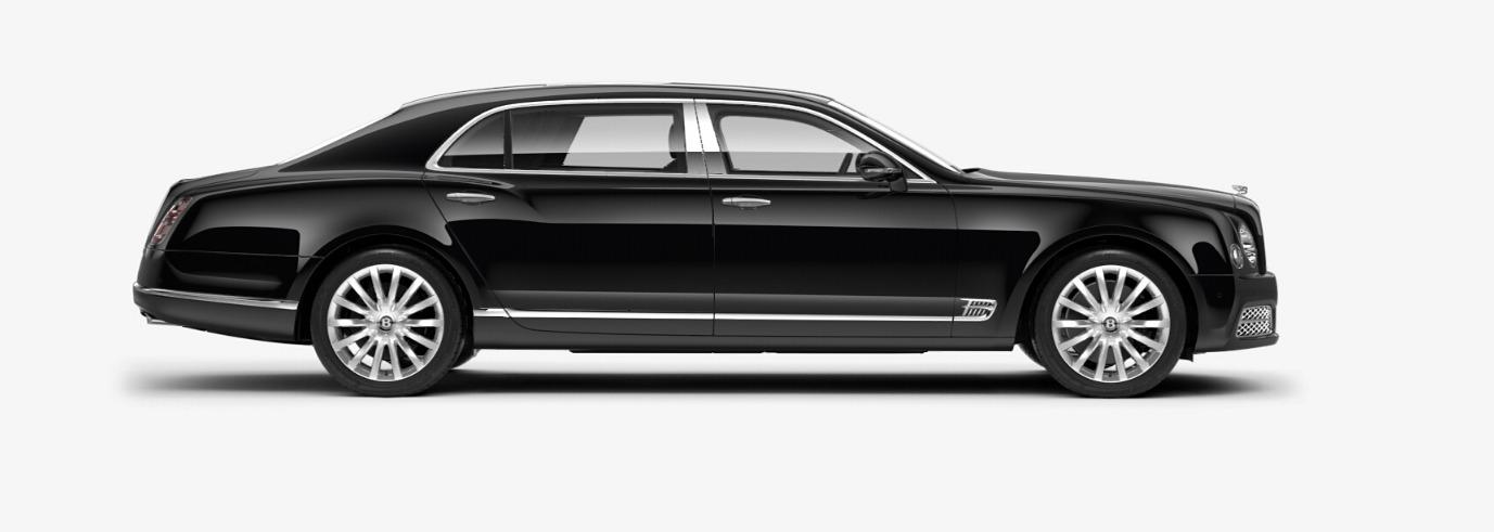 New 2017 Bentley Mulsanne EWB For Sale In Westport, CT 871_p2