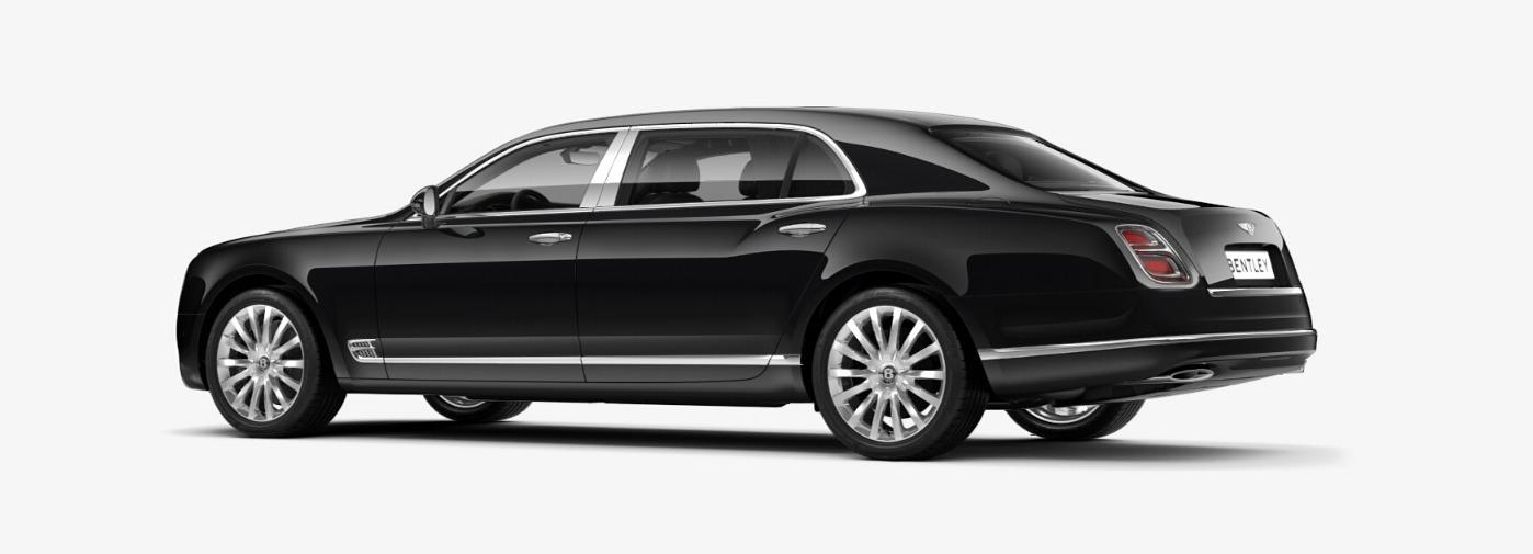 New 2017 Bentley Mulsanne EWB For Sale In Westport, CT 871_p3