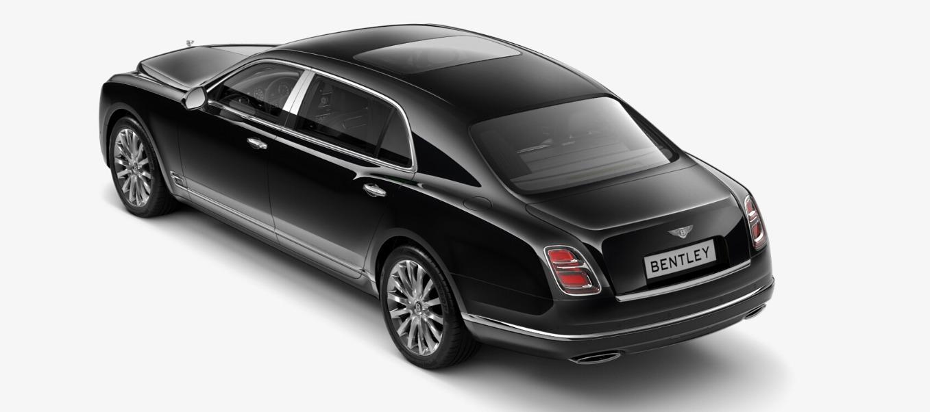 New 2017 Bentley Mulsanne EWB For Sale In Westport, CT 871_p4