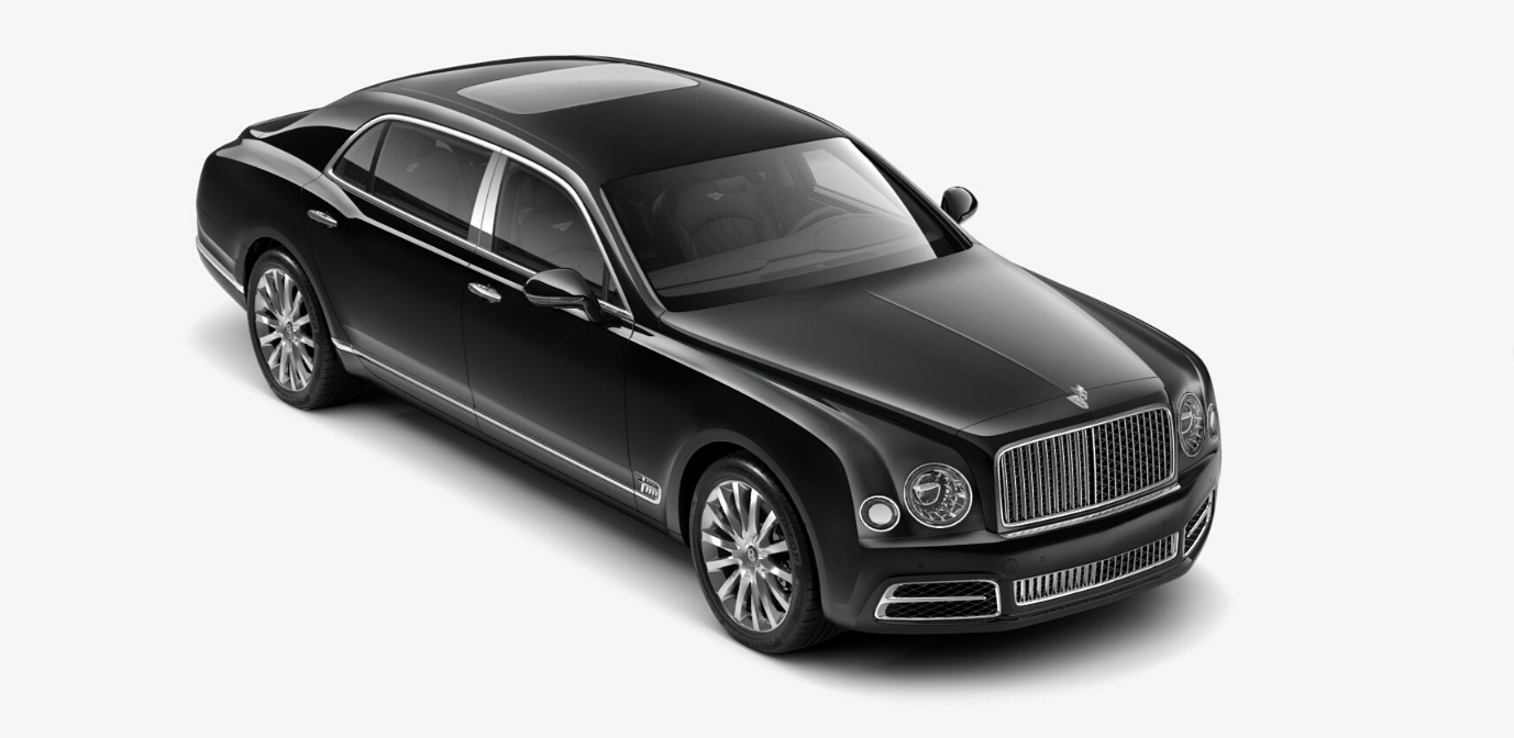 New 2017 Bentley Mulsanne EWB For Sale In Westport, CT 871_p5