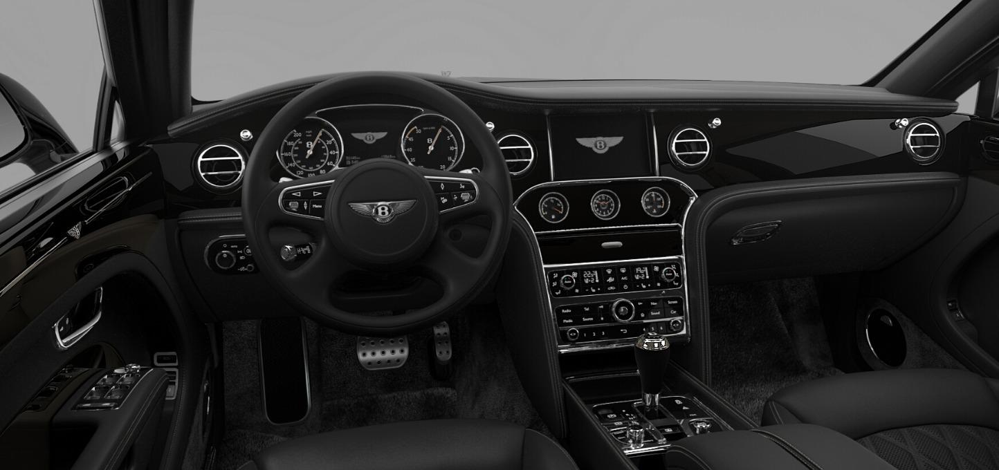 New 2017 Bentley Mulsanne EWB For Sale In Westport, CT 871_p6