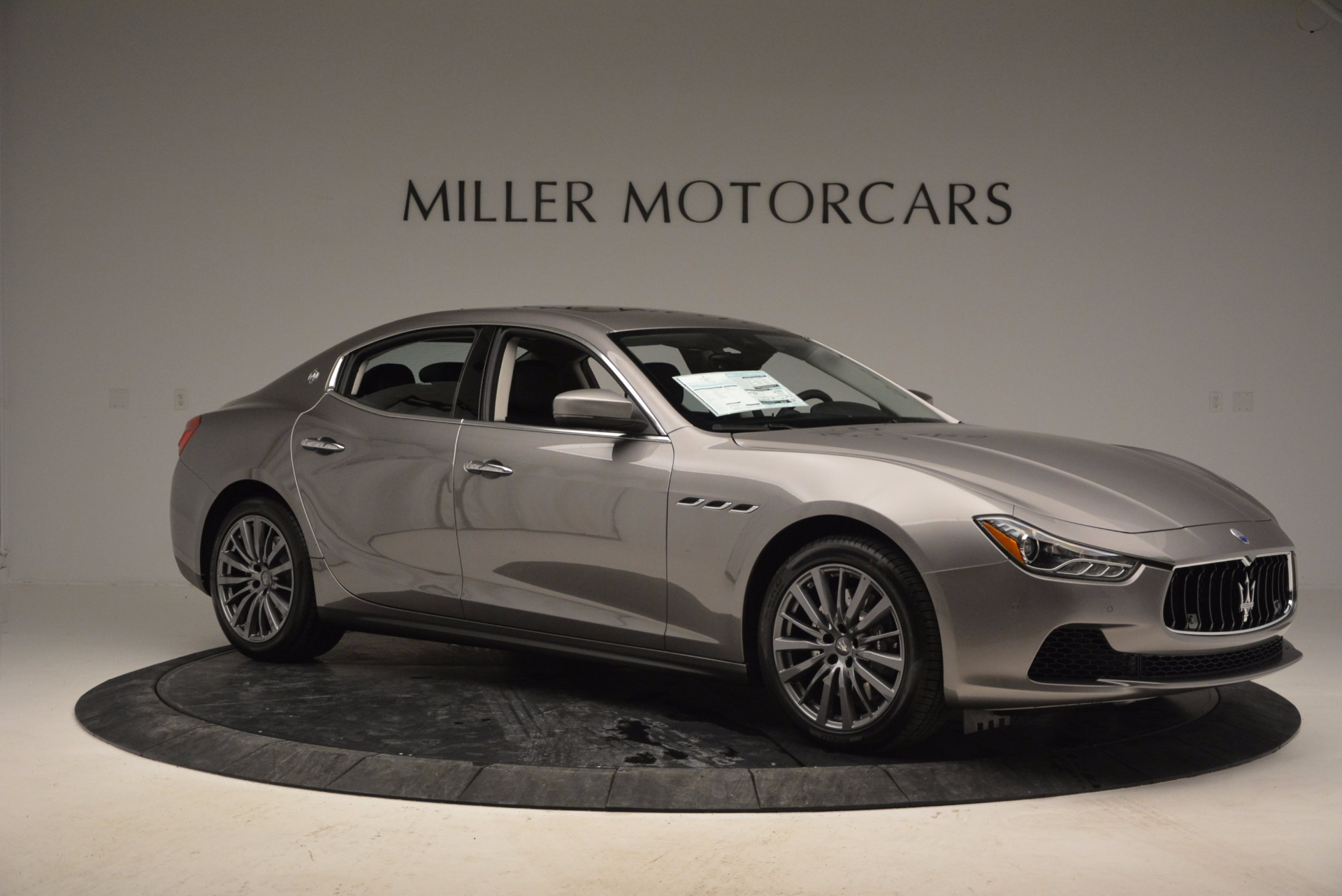 New 2017 Maserati Ghibli S Q4 For Sale In Westport, CT 872_p10