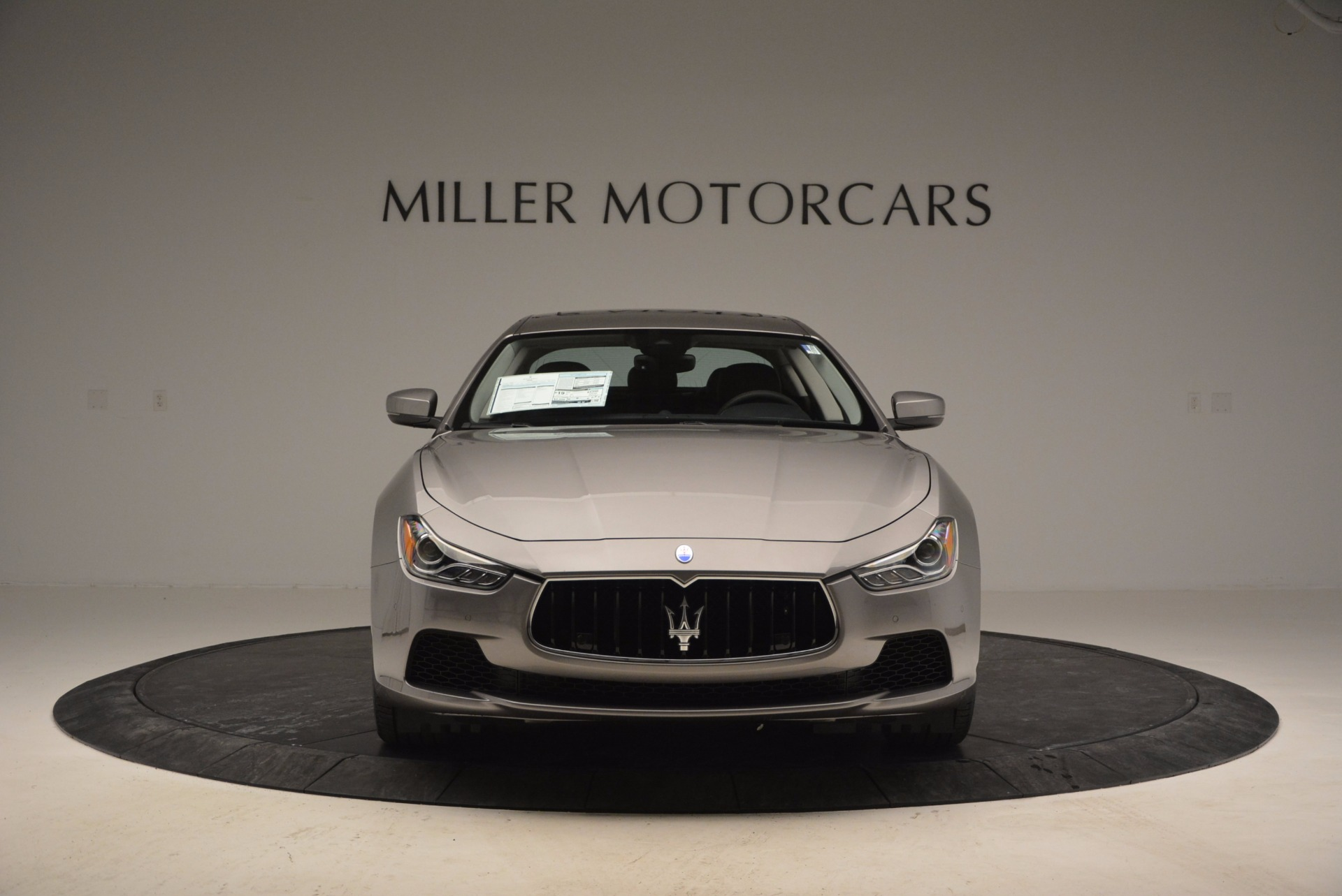 New 2017 Maserati Ghibli S Q4 For Sale In Westport, CT 872_p12