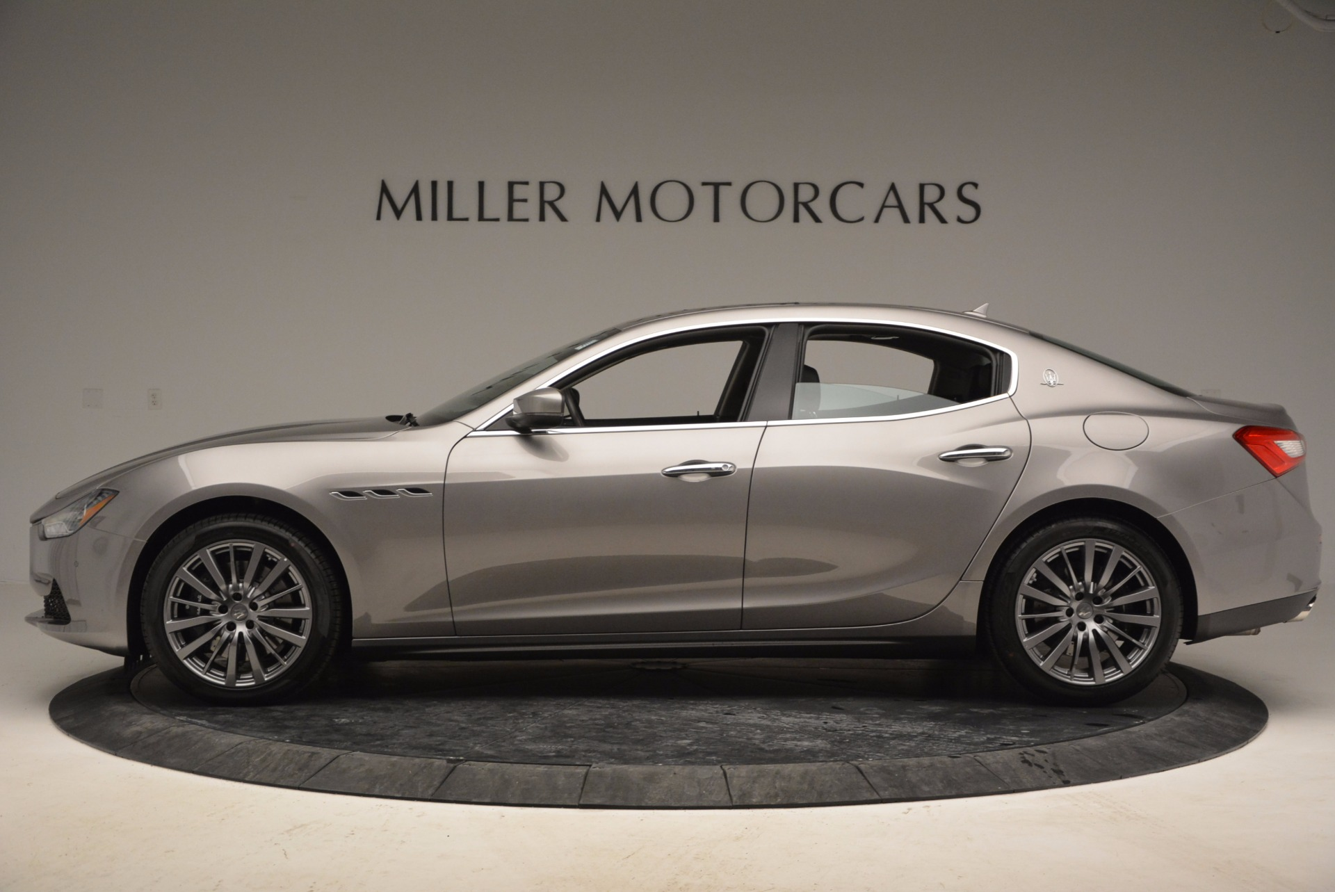 New 2017 Maserati Ghibli S Q4 For Sale In Westport, CT 872_p3