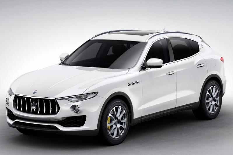 New 2017 Maserati Levante  For Sale In Westport, CT 873_main