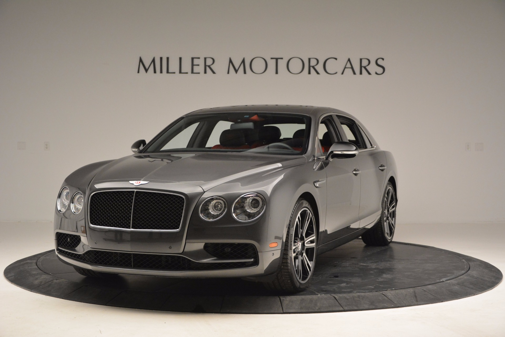 Used 2017 Bentley Flying Spur V8 S For Sale In Westport, CT 875_main