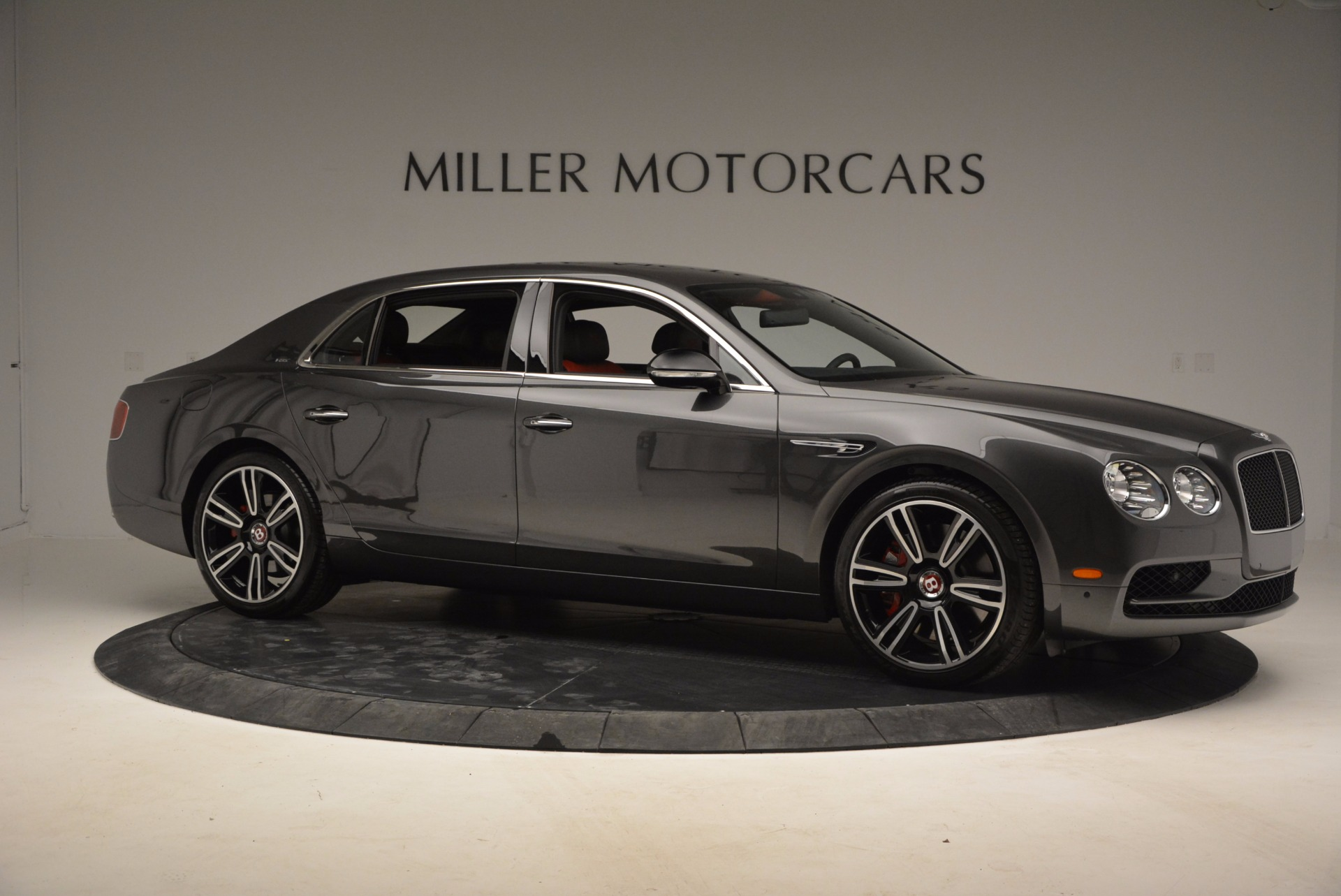 Used 2017 Bentley Flying Spur V8 S For Sale In Westport, CT 875_p11