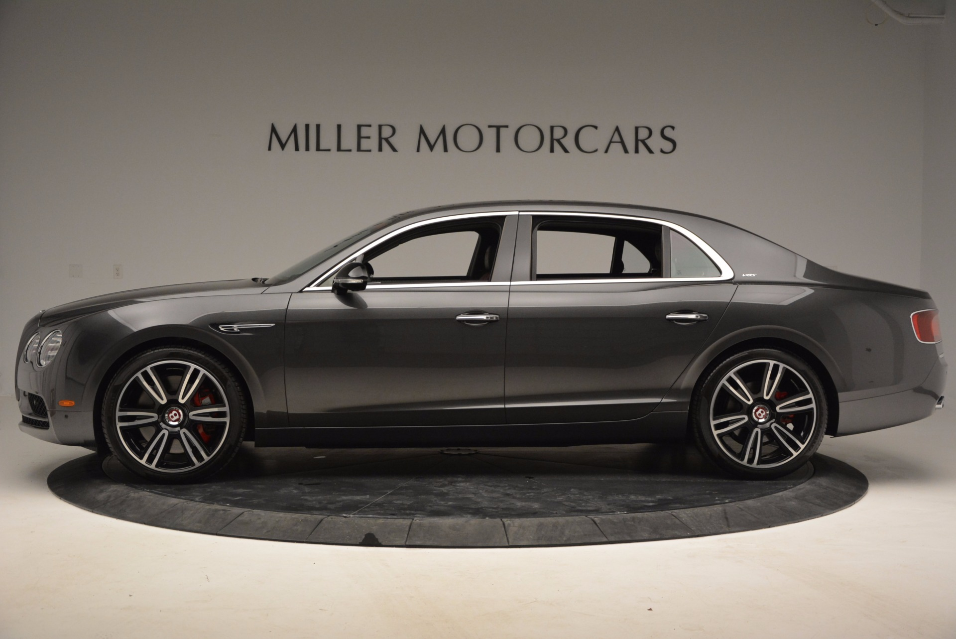 Used 2017 Bentley Flying Spur V8 S For Sale In Westport, CT 875_p3