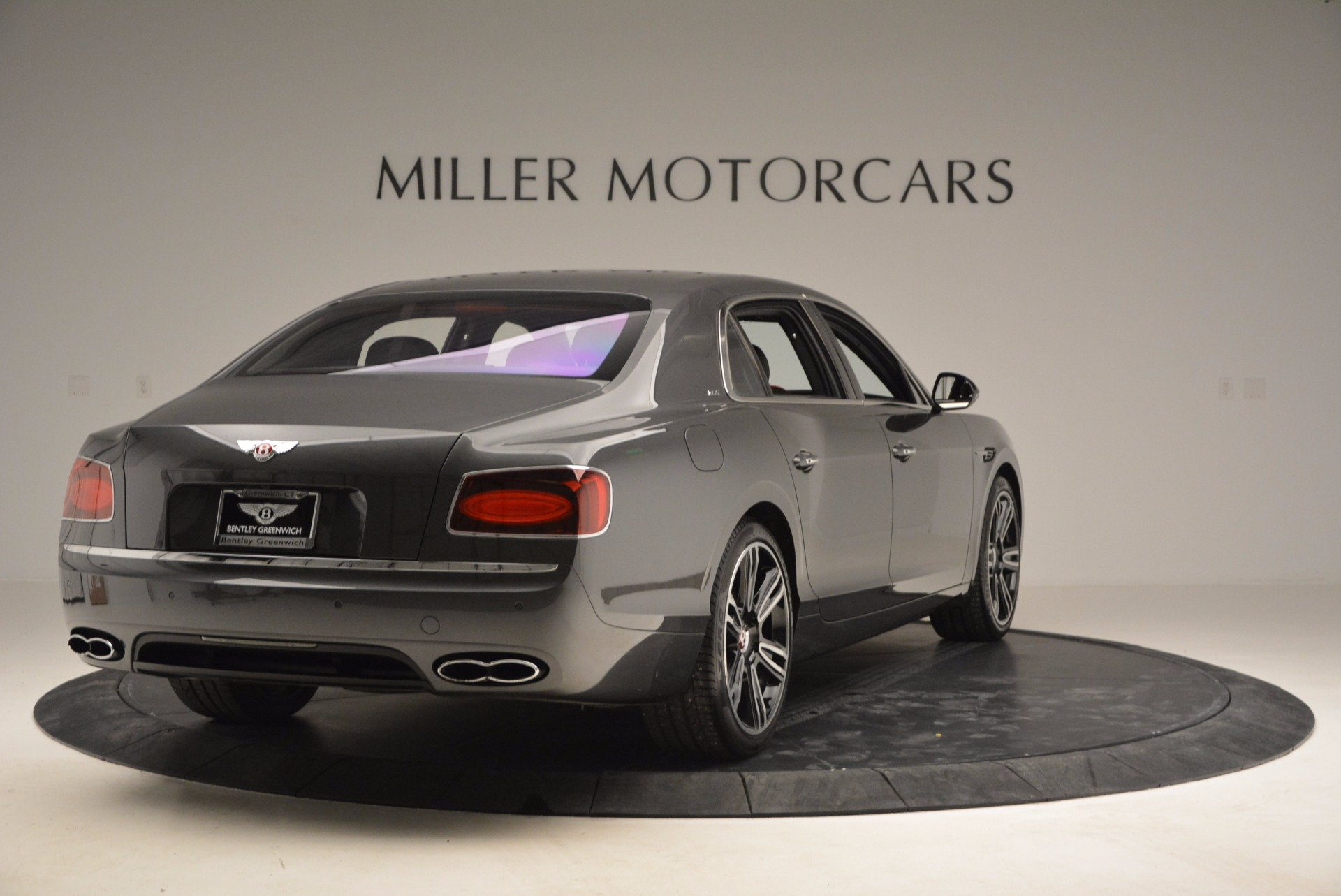 Used 2017 Bentley Flying Spur V8 S For Sale In Westport, CT 875_p7