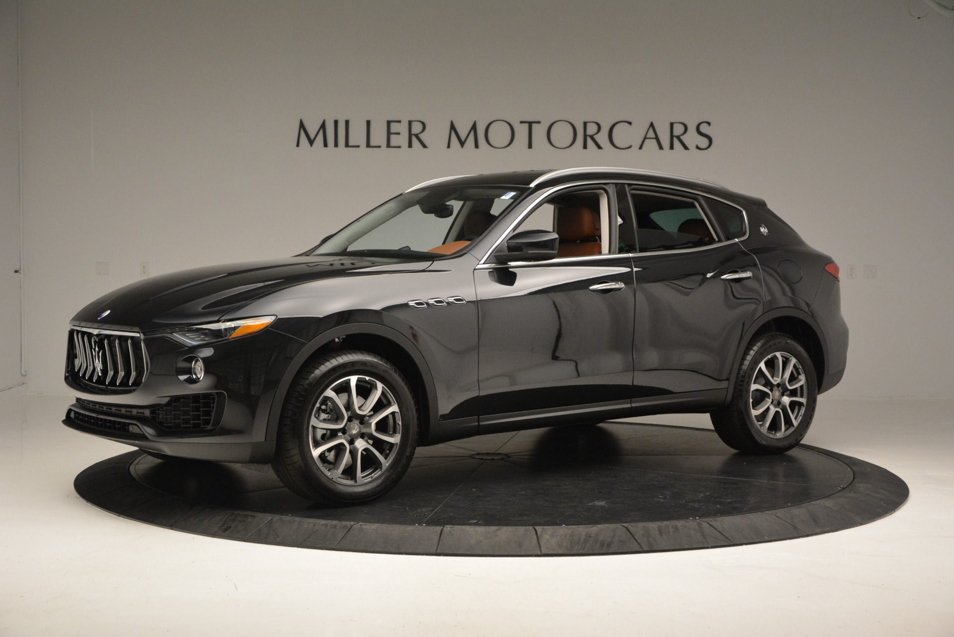 New 2017 Maserati Levante  For Sale In Westport, CT 876_p2