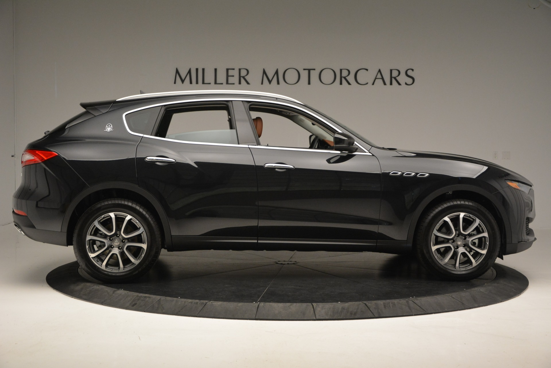 New 2017 Maserati Levante  For Sale In Westport, CT 876_p9