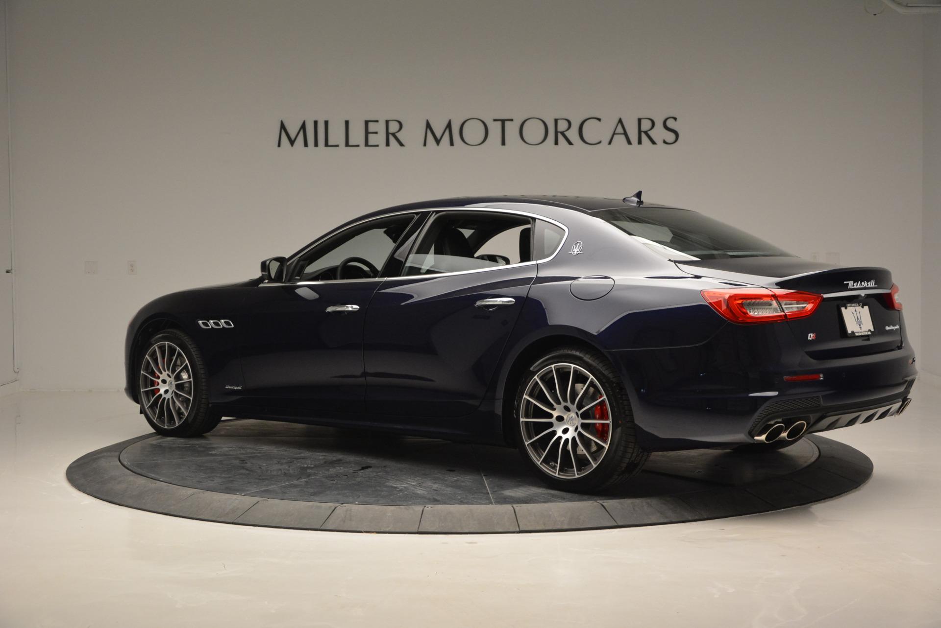 New 2017 Maserati Quattroporte S Q4 GranSport For Sale In Westport, CT 877_p4